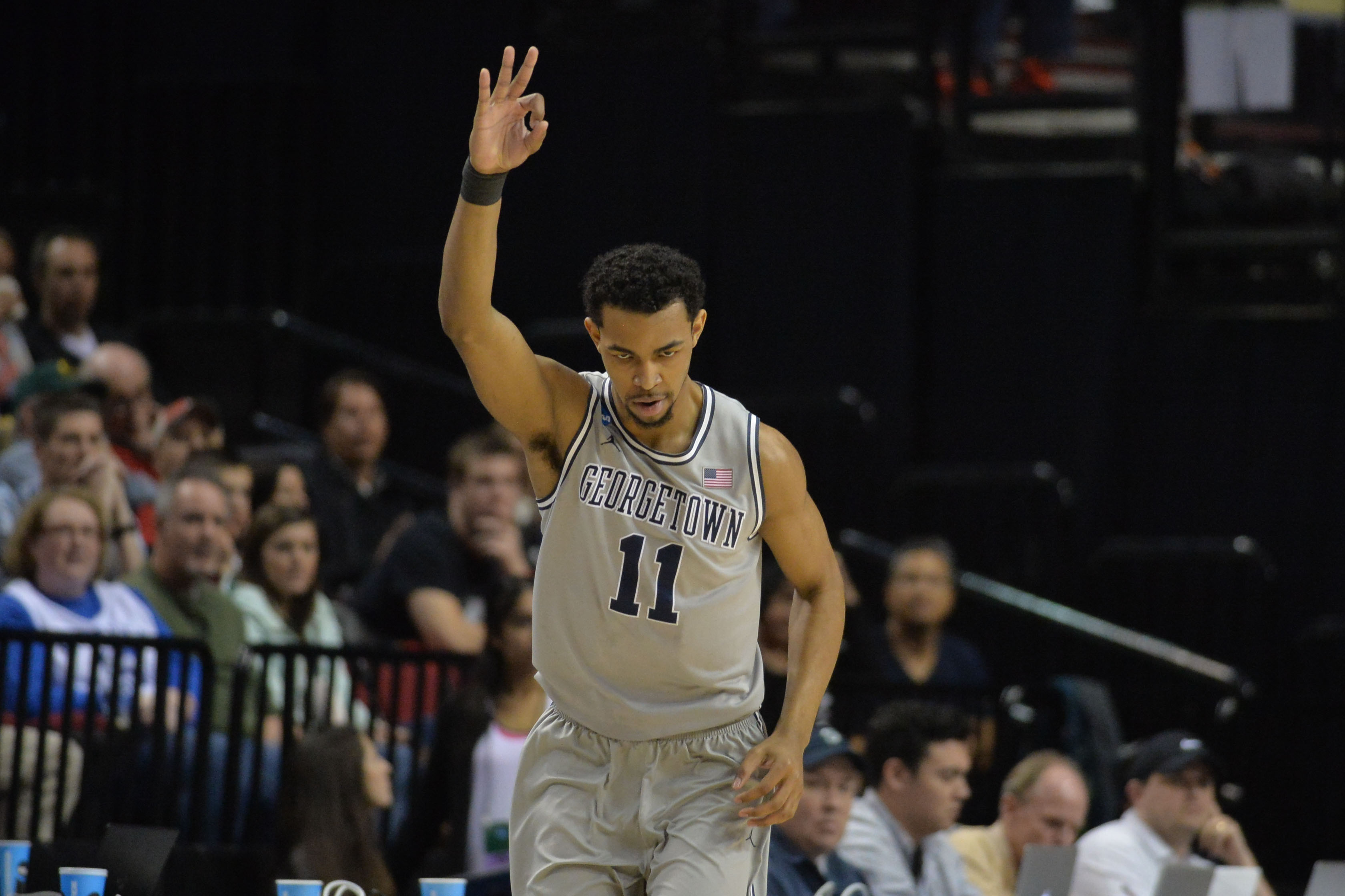 NCAA Basketball: NCAA Tournament-3rd Round-Georgetown vs Utah