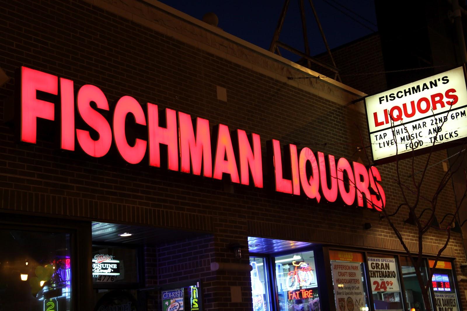 Fischman's Liquor