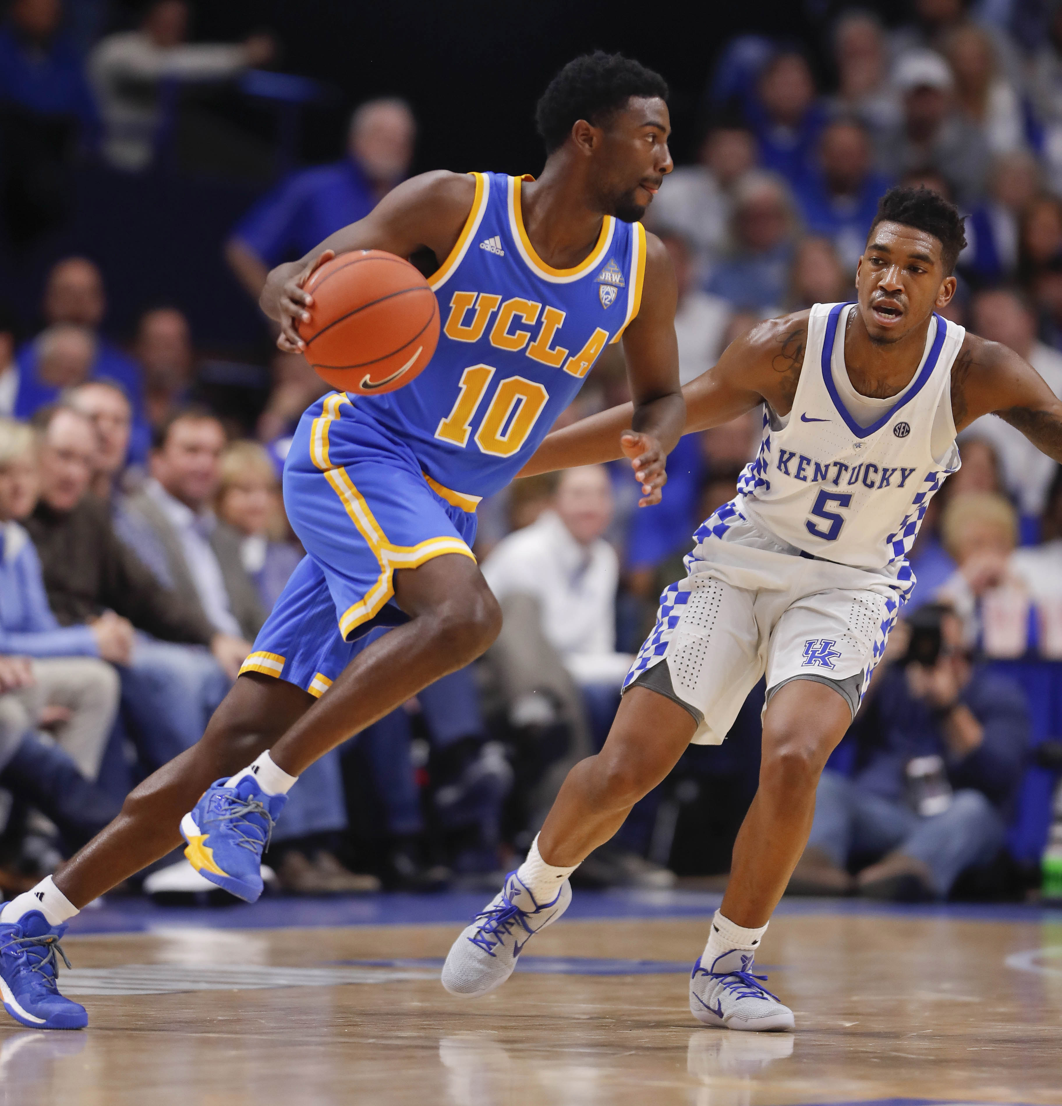 NCAA Basketball: UCLA at Kentucky