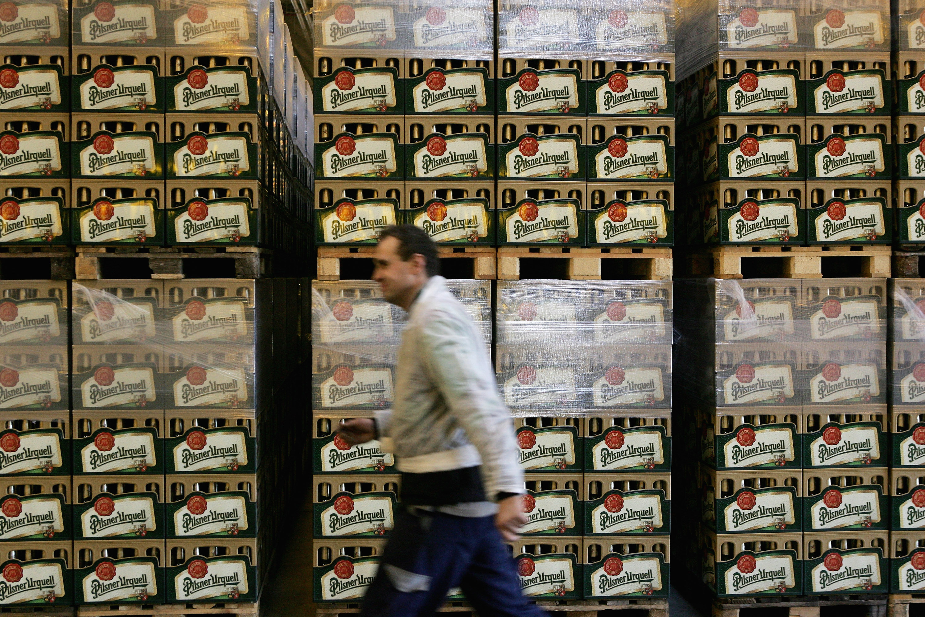 Czech Brewing Traditions Survive Despite Consolidations