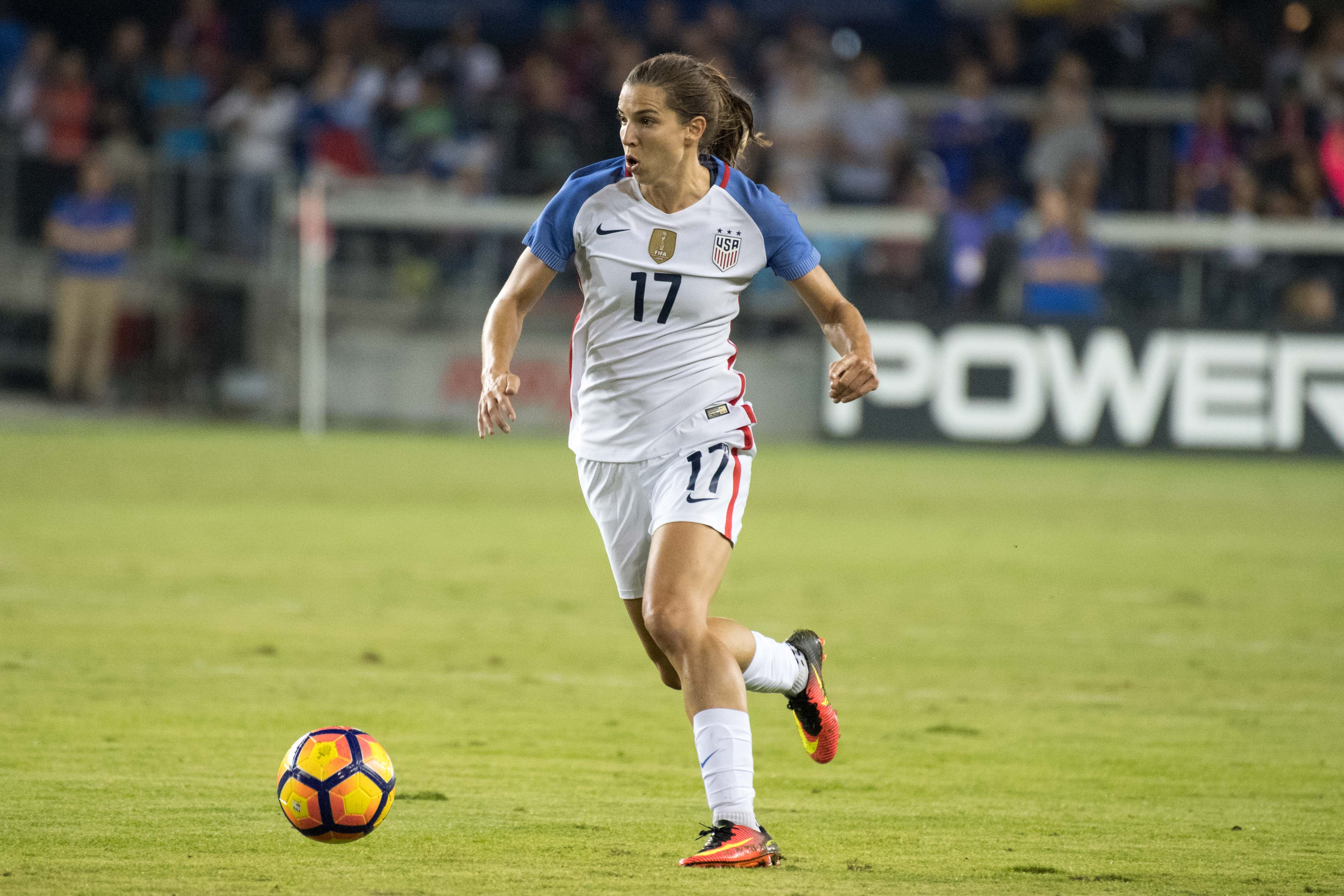 Soccer: International Friendly Women's Soccer-Romania at USA