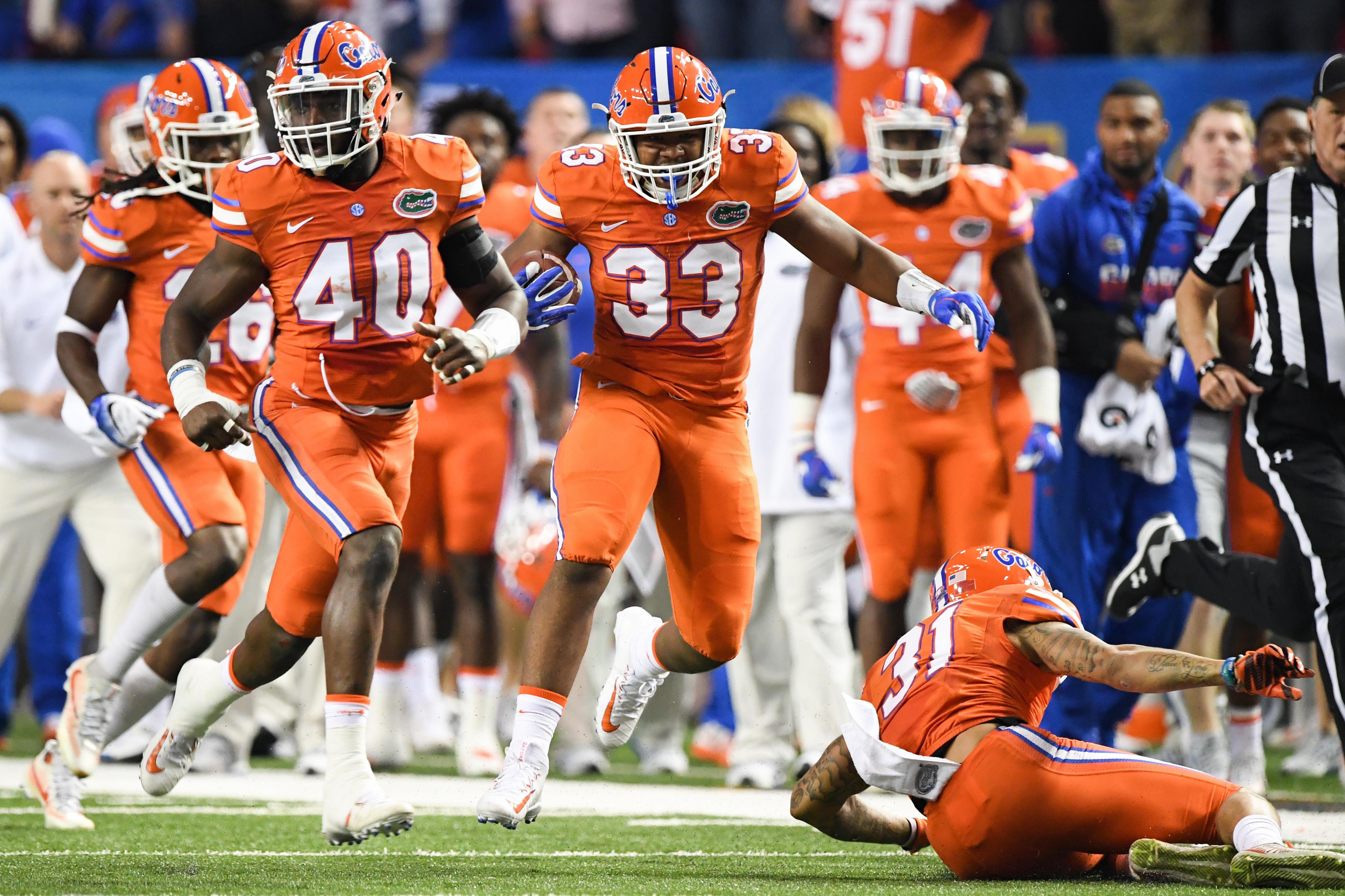 NCAA Football: SEC Championship-Alabama vs Florida