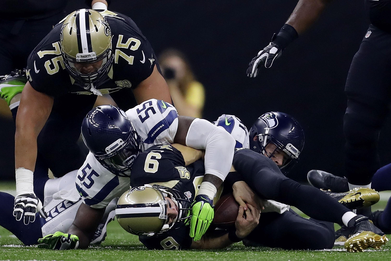 Seattle Seahawks v New Orleans Saints