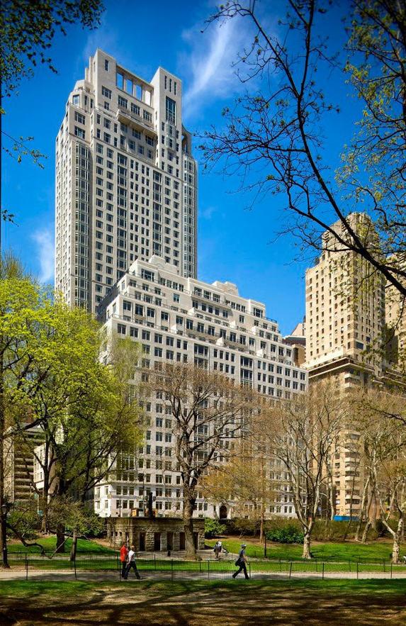 59m Is 15 Central Park West S Newest Outrageous Listing