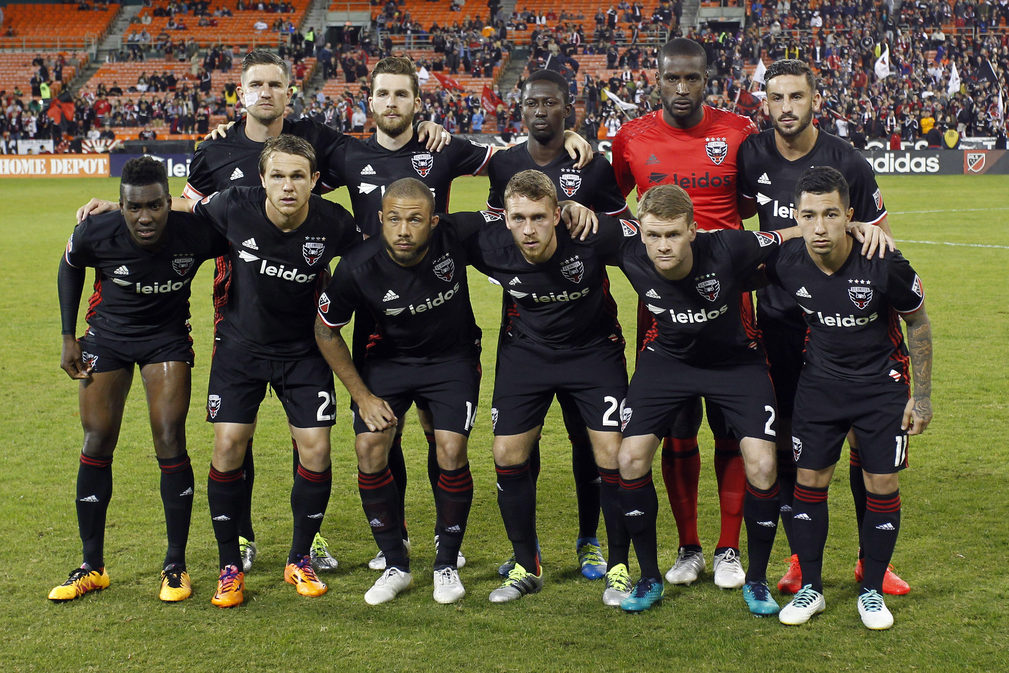 MLS: Montreal Impact at D.C. United