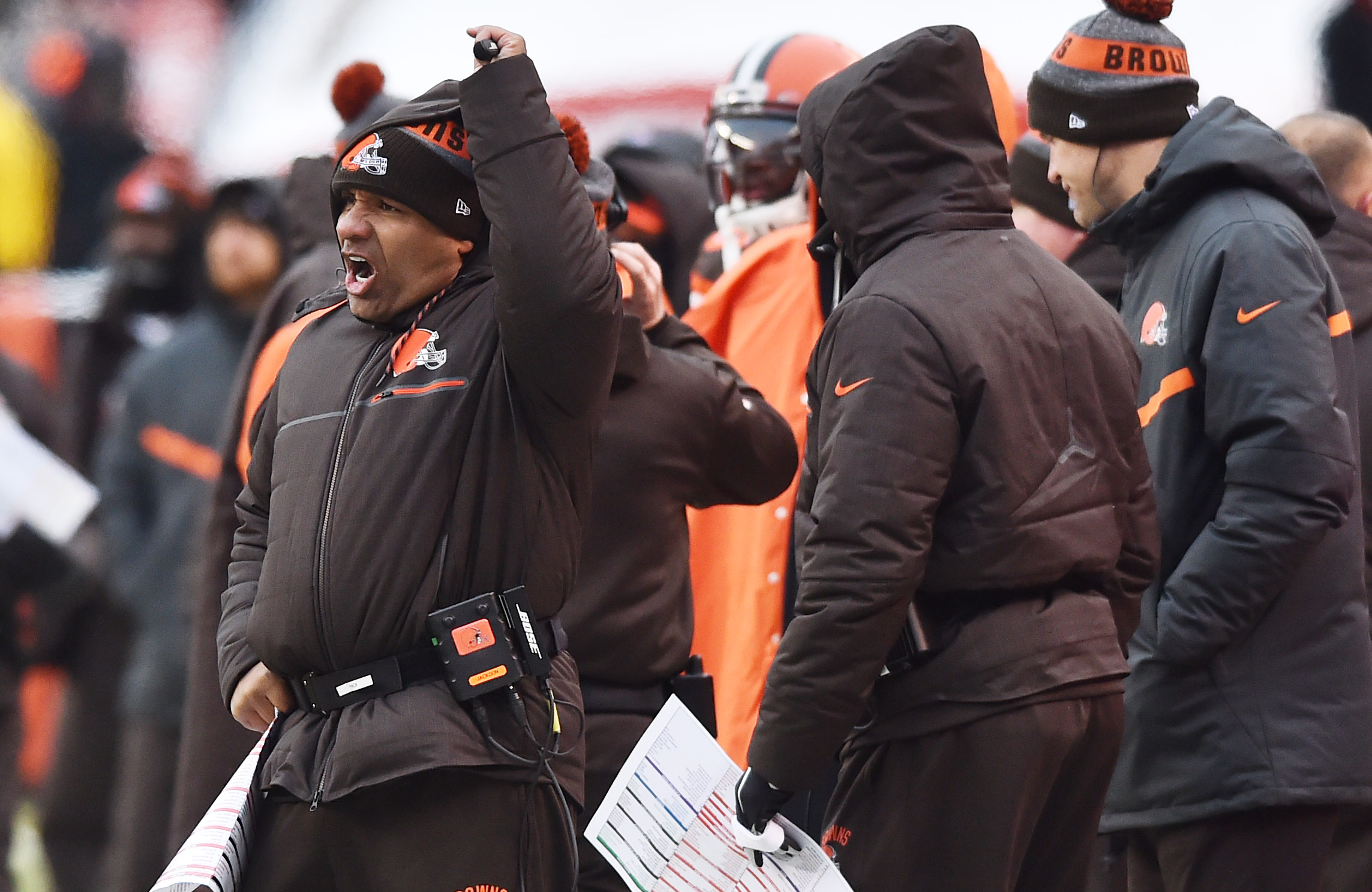 NFL: Cincinnati Bengals at Cleveland Browns