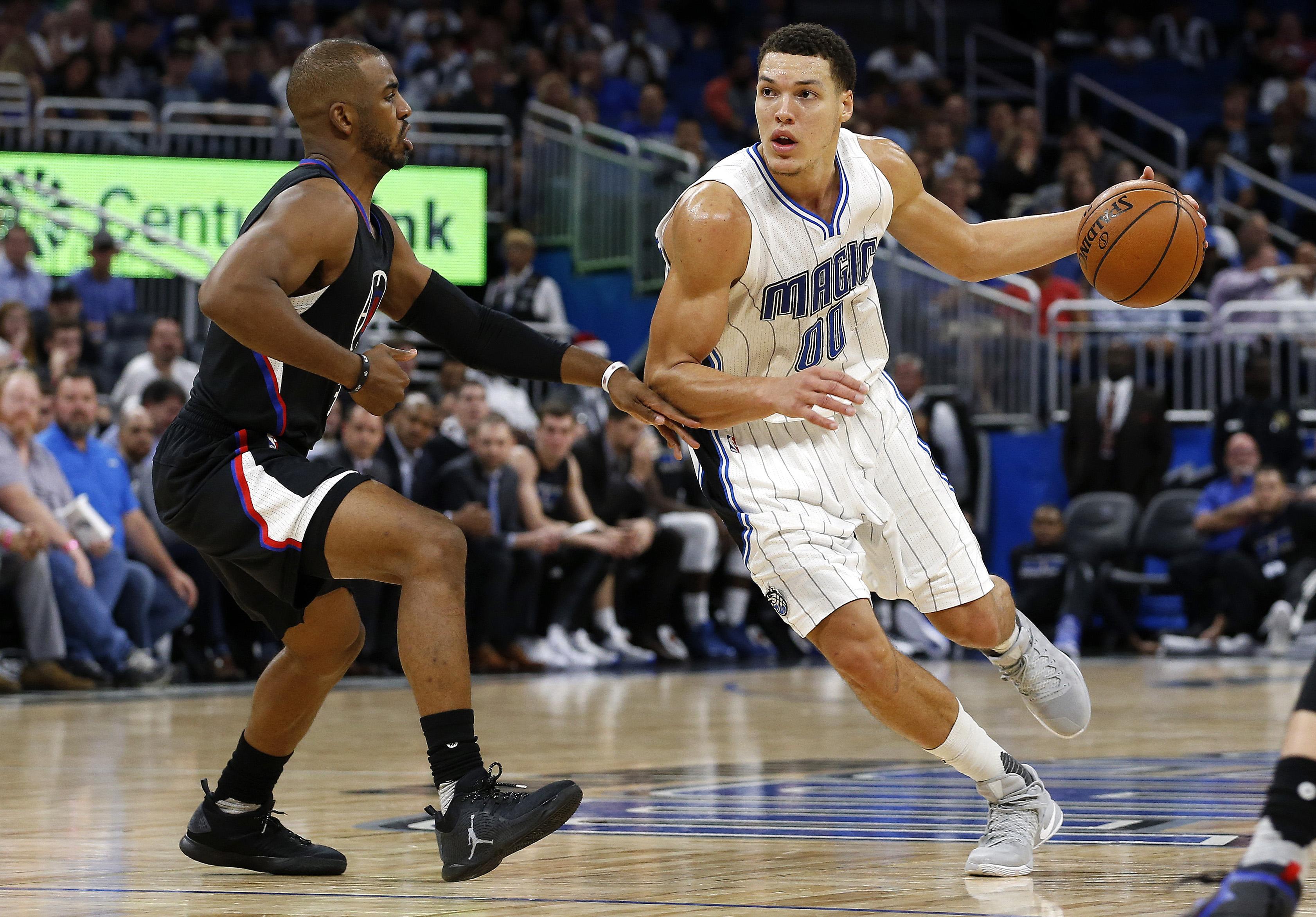 NBA: Los Angeles Clippers at Orlando Magic