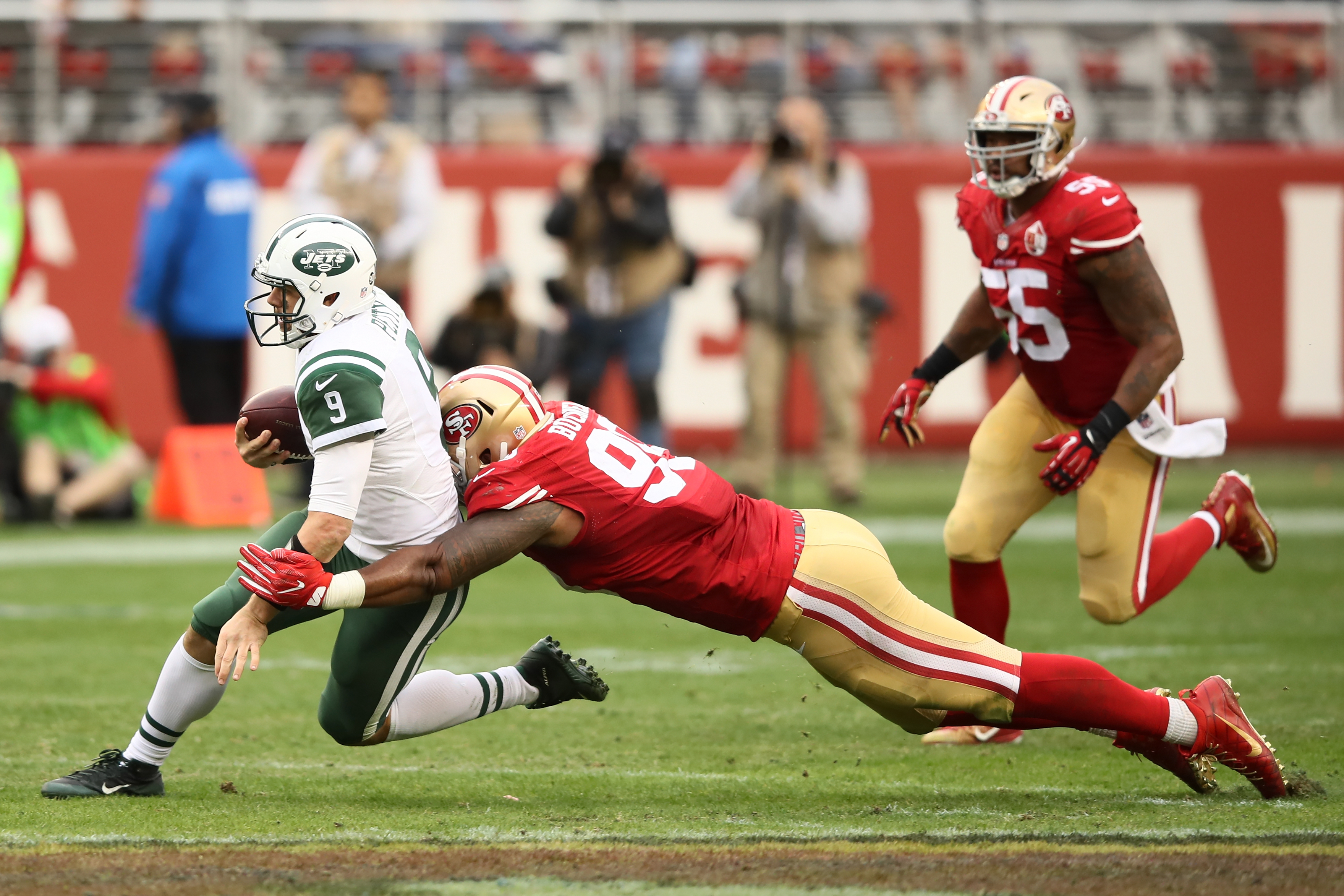 New York Jets v San Francisco 49ers