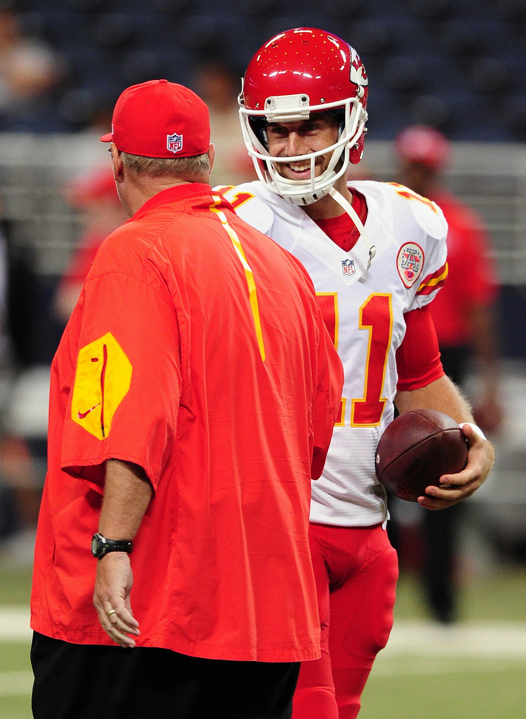 NFL: Preseason-Kansas City Chiefs at St. Louis Rams
