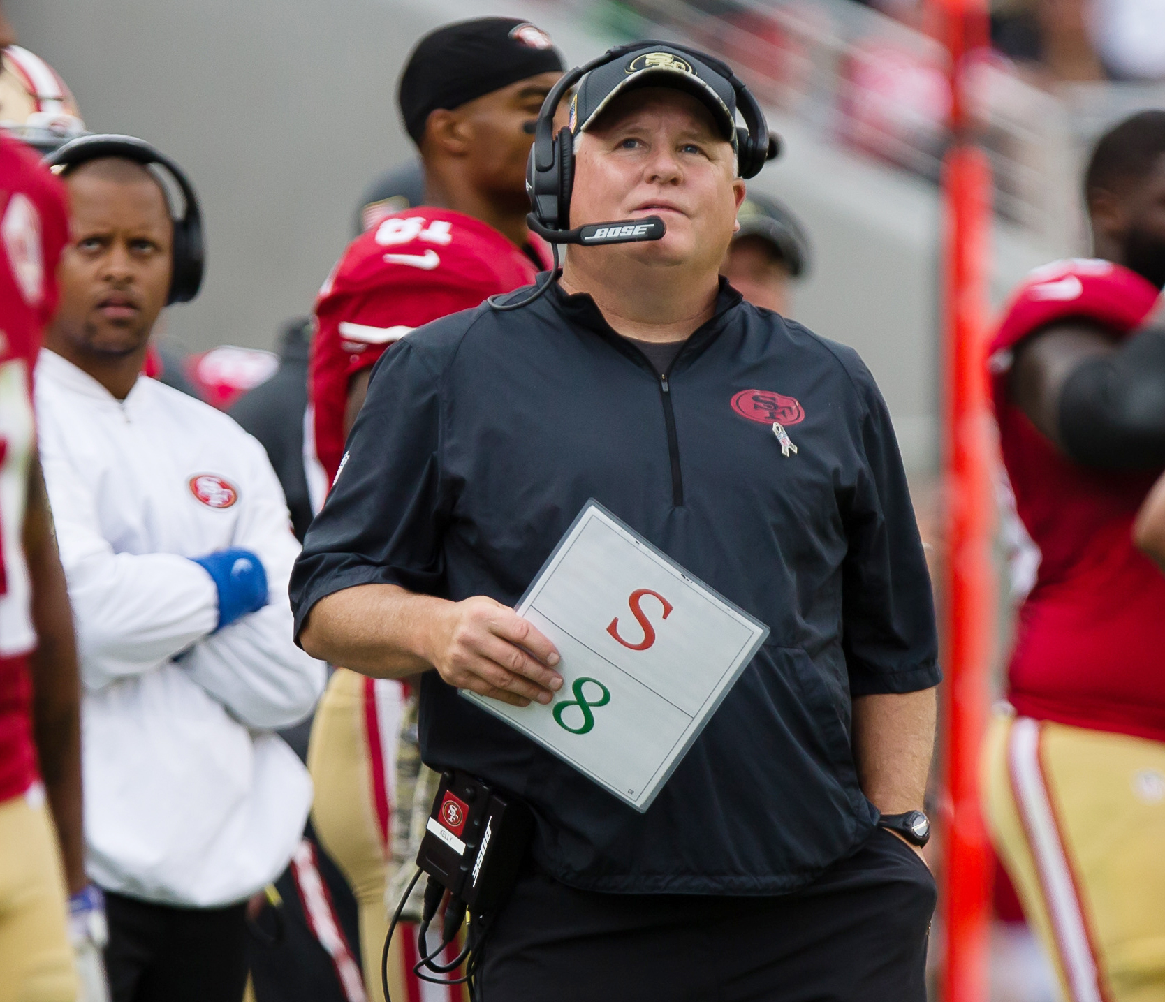 NFL: New Orleans Saints at San Francisco 49ers