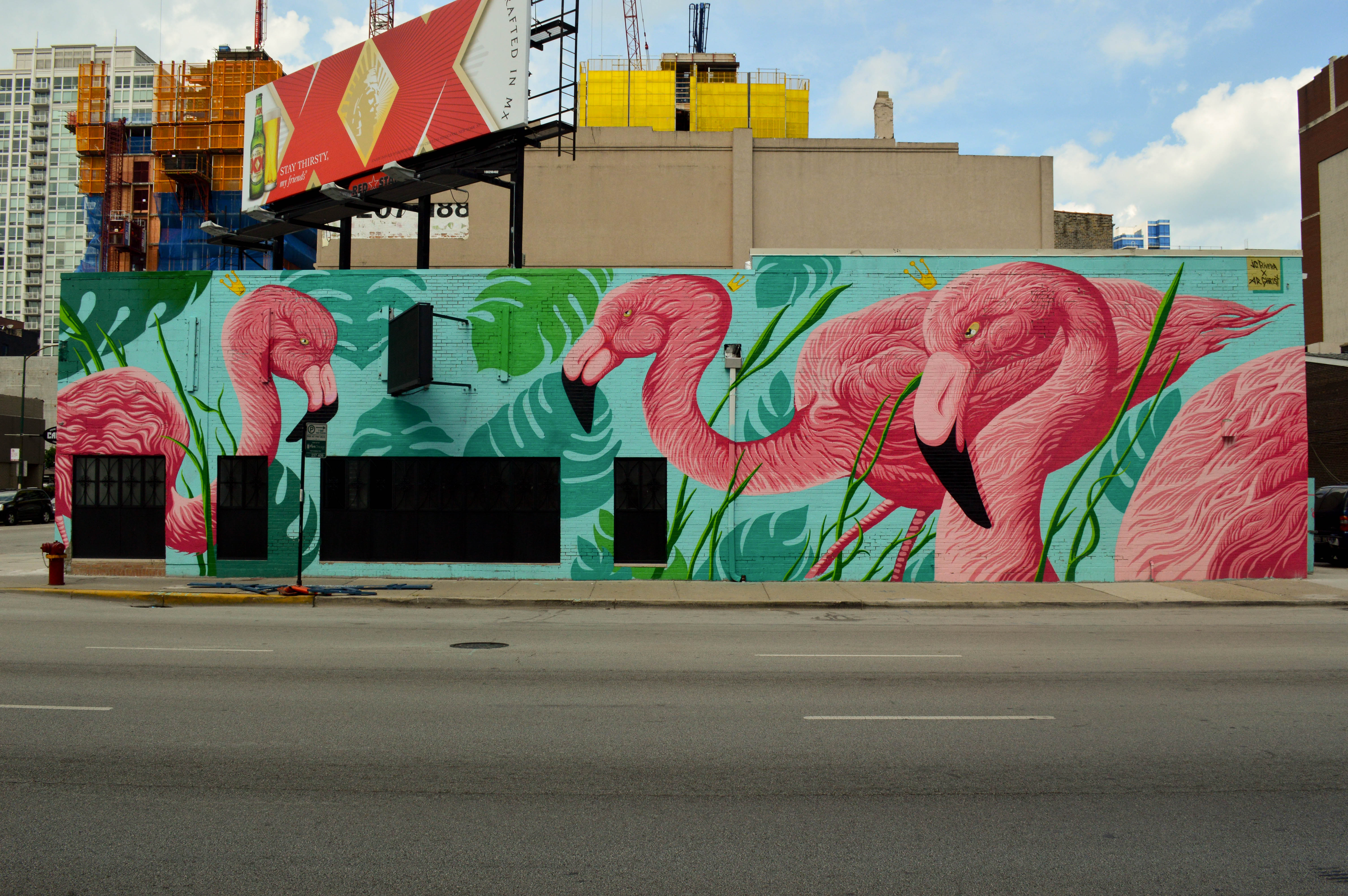 flamingo rum club