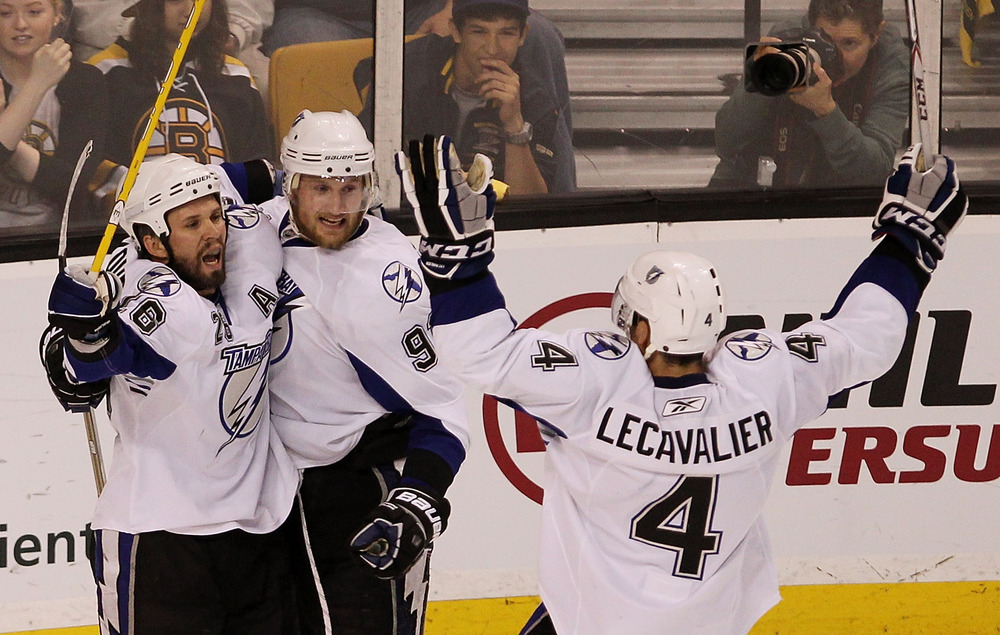 Steven, Marty, Vinny...  How woudl you feel about the NHL and the Lightning if the league's latest legal proceeding made them (and all other Lightning players) free agents?