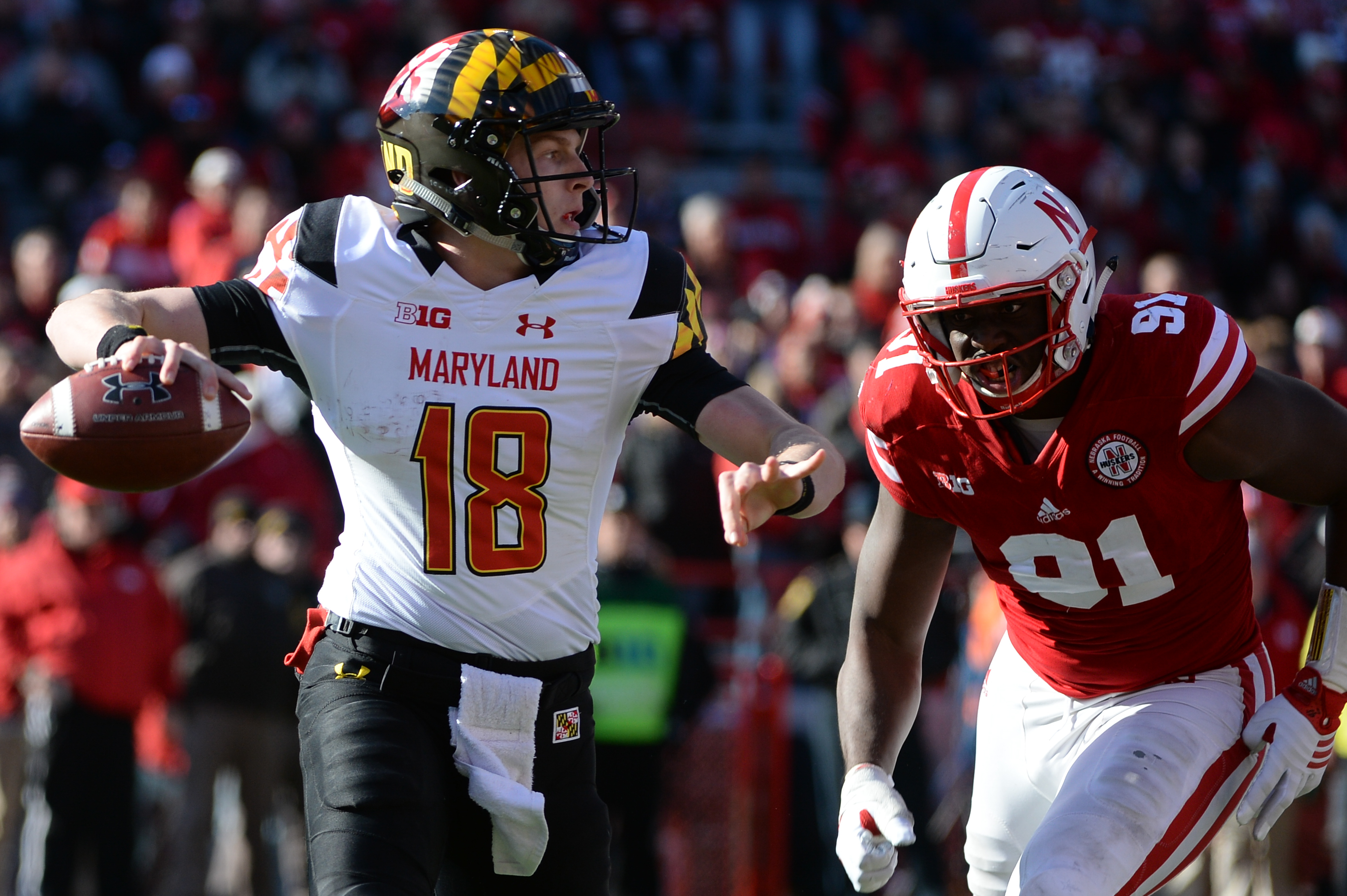 Maryland v Nebraska