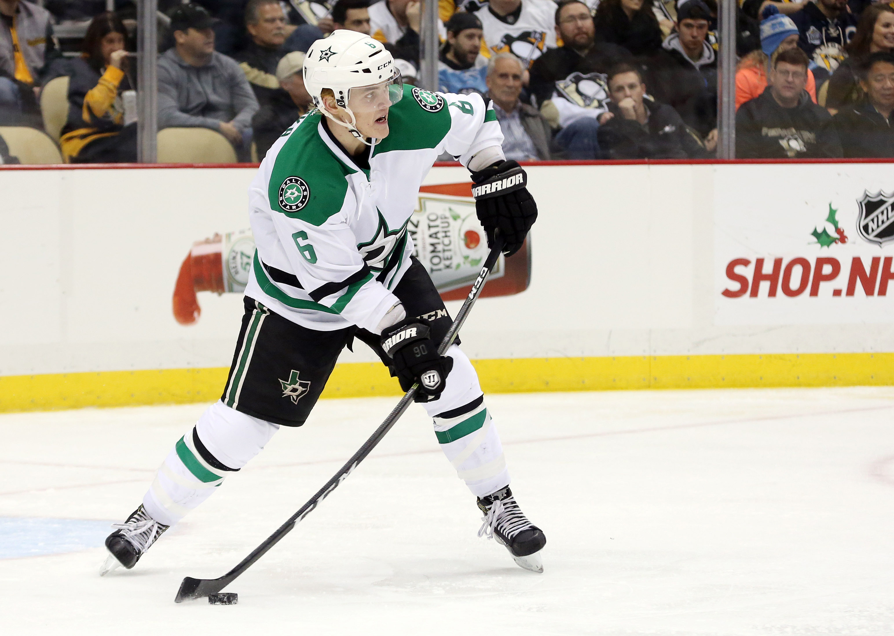 NHL: Dallas Stars at Pittsburgh Penguins