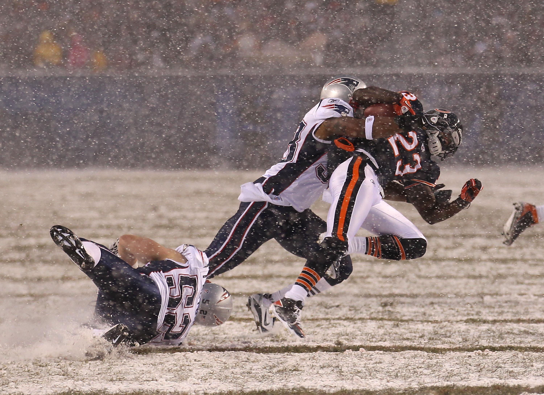New England Patriots v Chicago Bears
