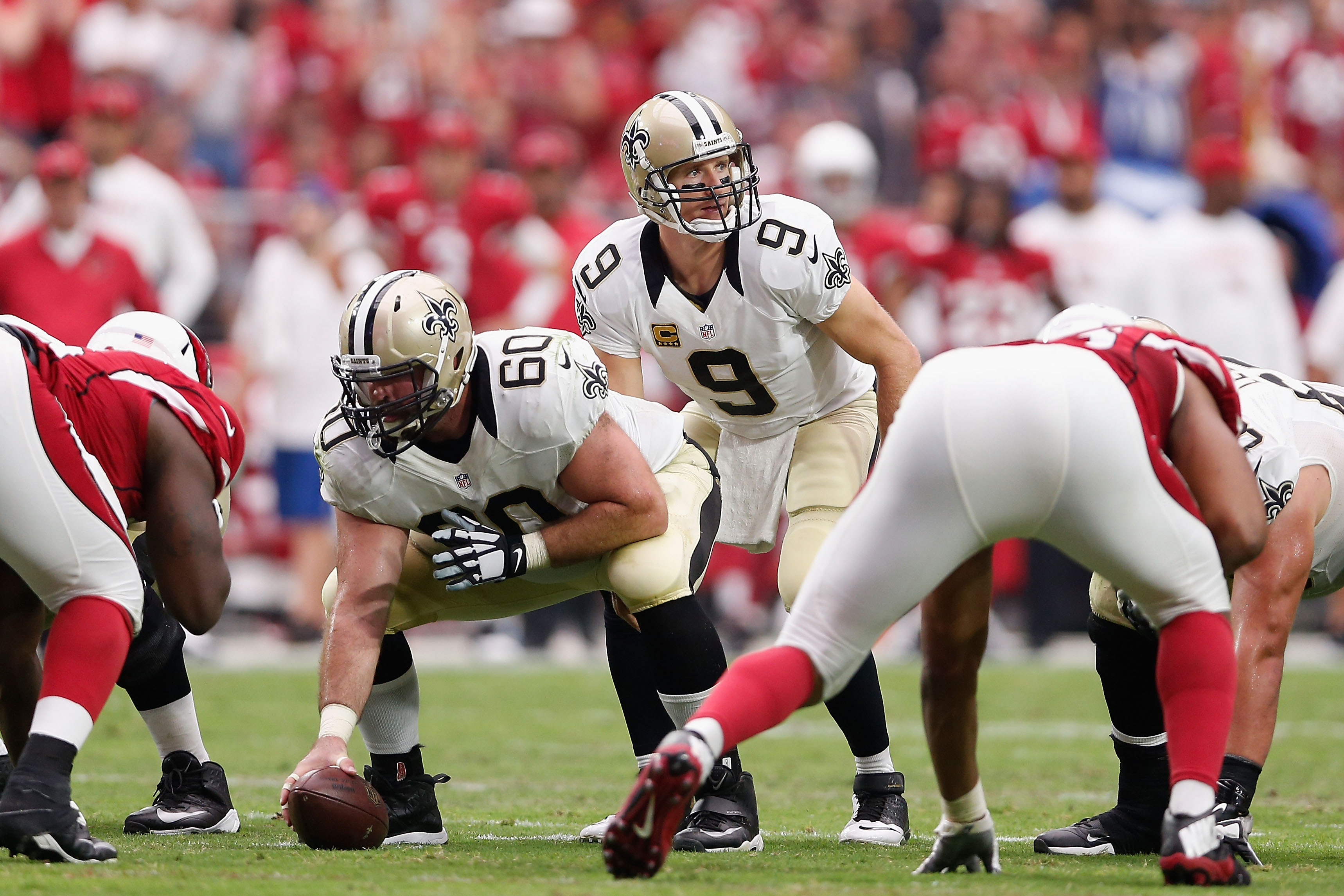 New Orleans Saints v Arizona Cardinals