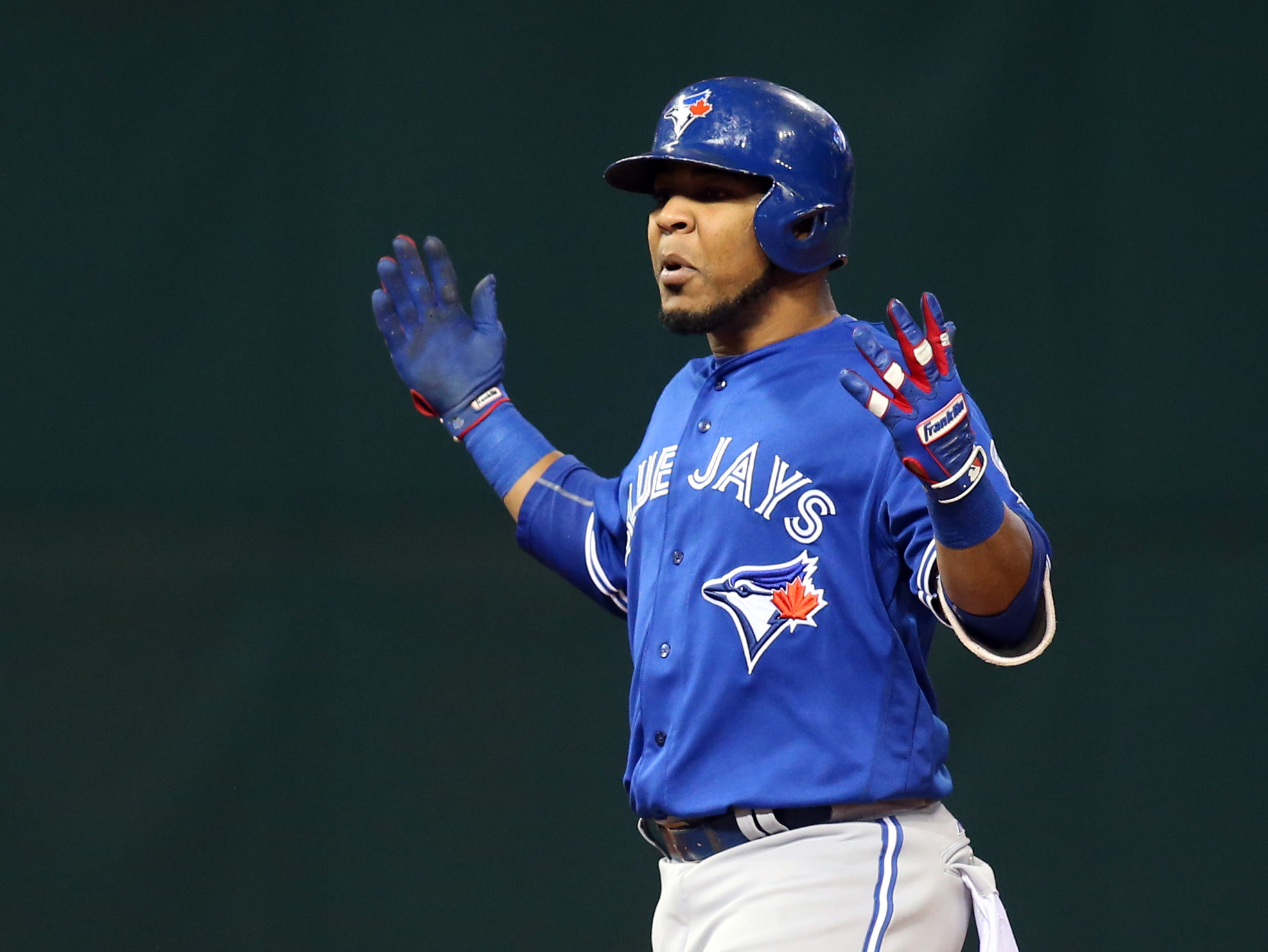 MLB: ALCS-Toronto Blue Jays at Cleveland Indians