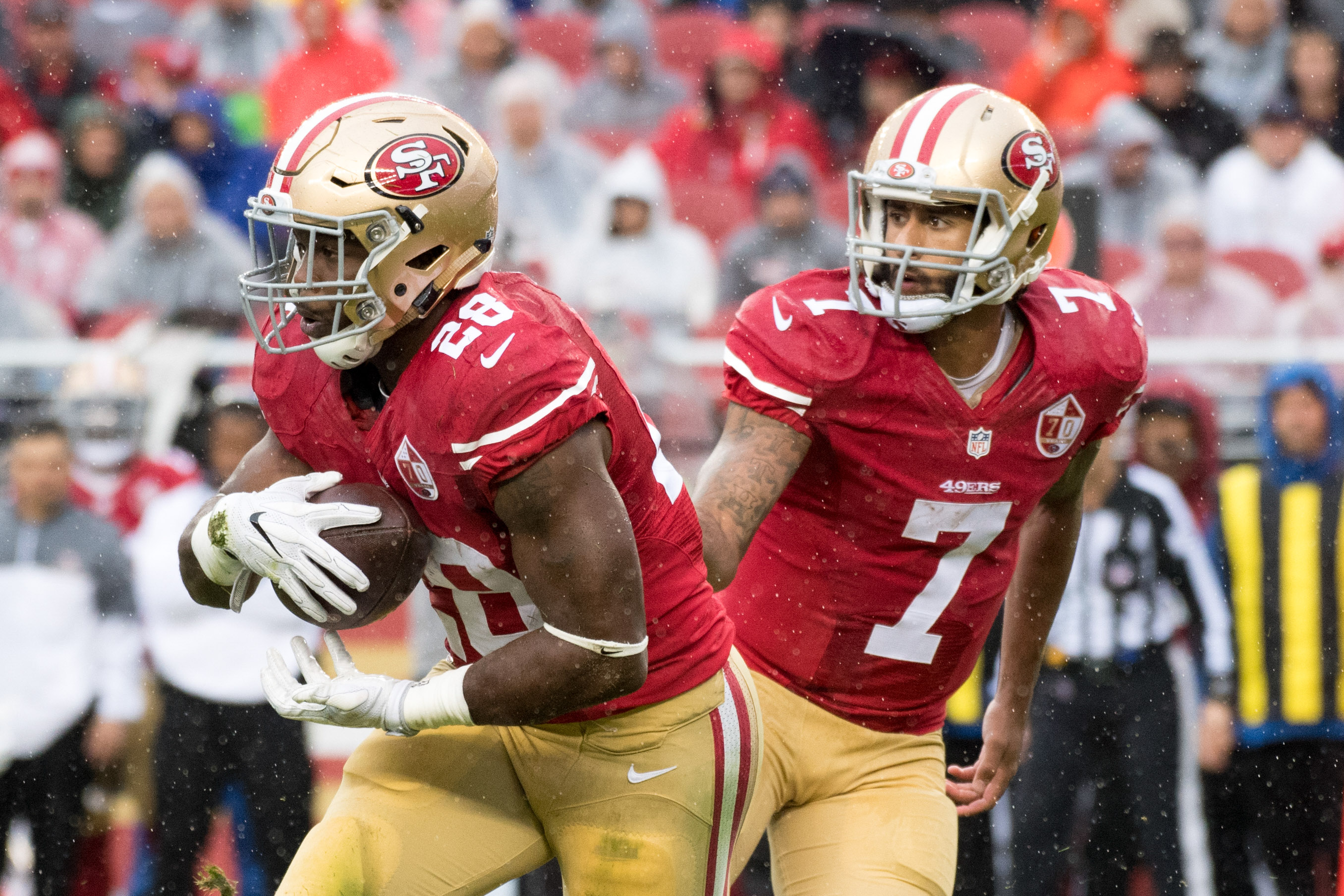 NFL: New England Patriots at San Francisco 49ers