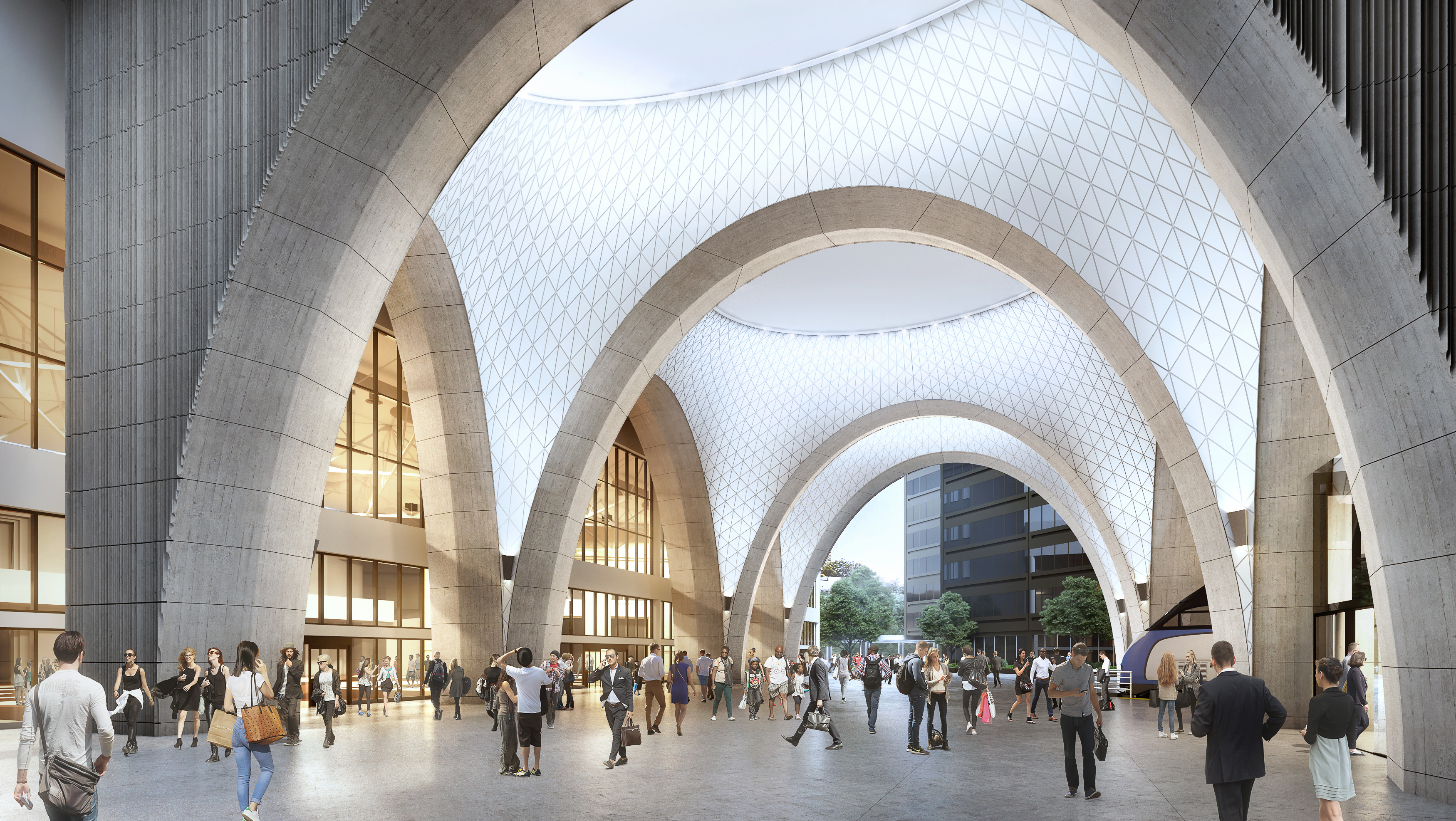 South Station tower eyes early 2017 groundbreaking