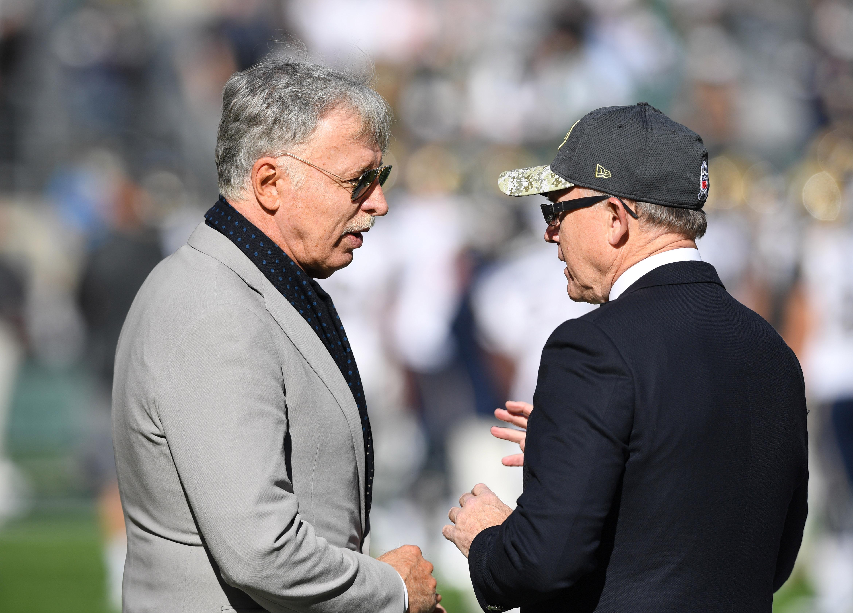 Los Angeles Rams Owner Stan Kroenke