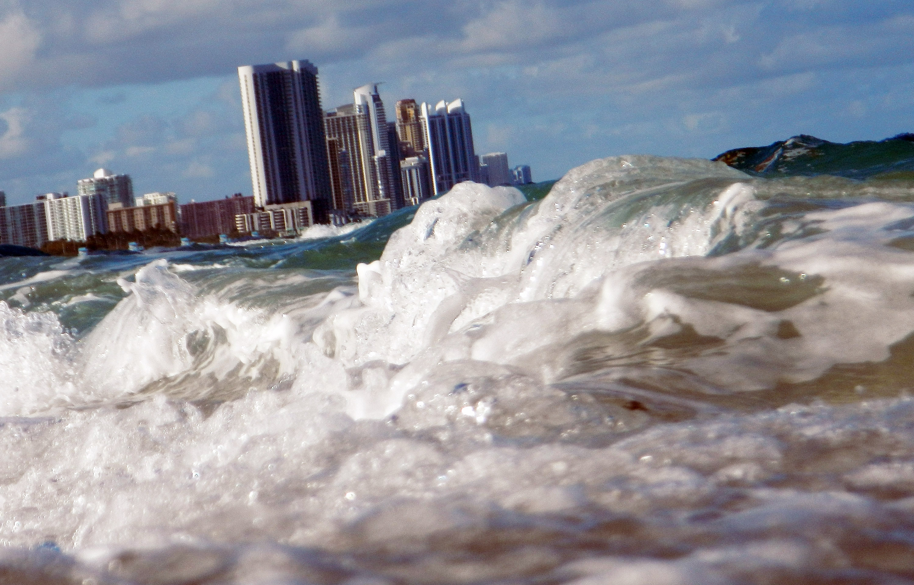 The hardest part of dealing with sea-level rise will be the uncertainty