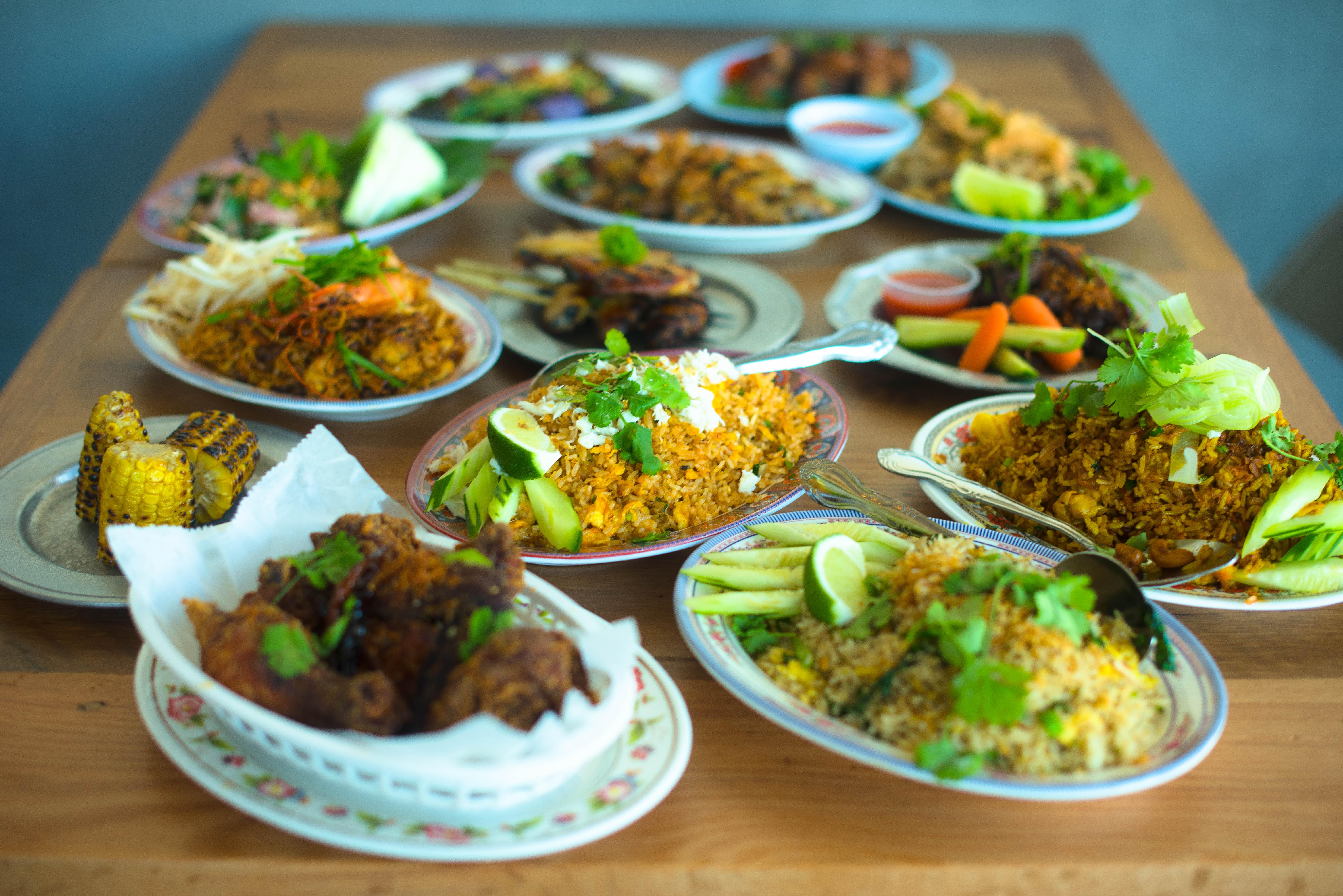 Thai Food Davie Florida