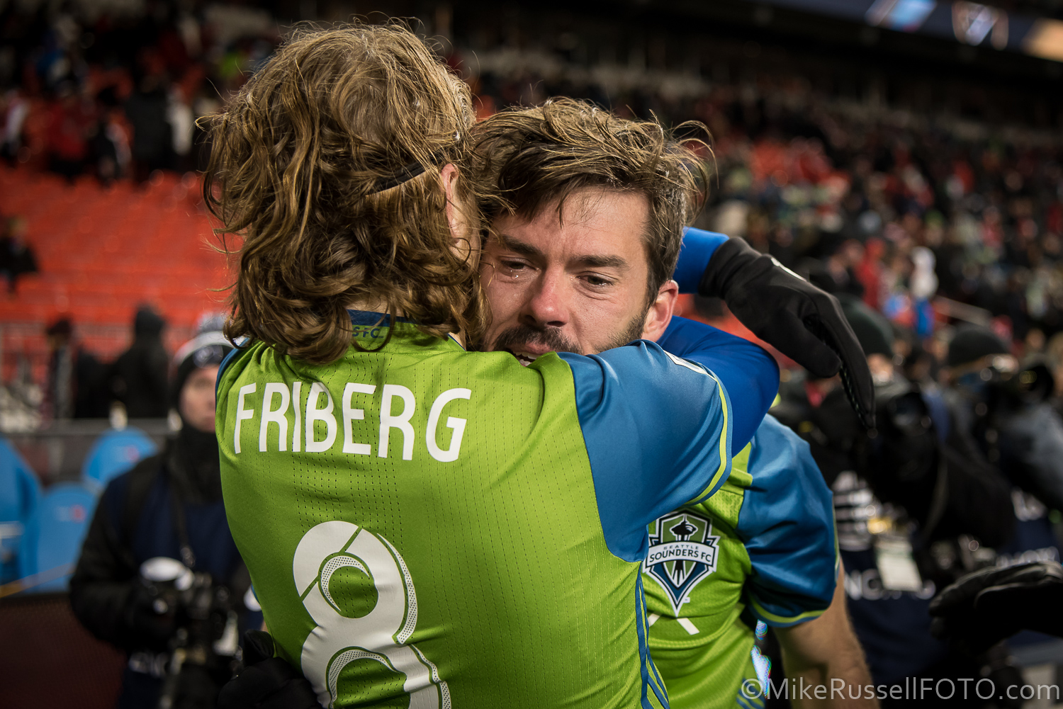 MLS Cup Final: Sounders win!