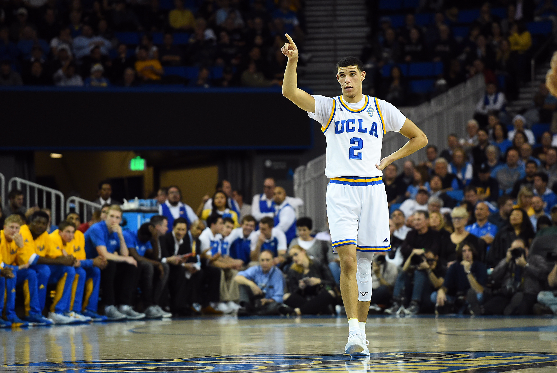 NCAA Basketball: UC Santa Barbara at UCLA