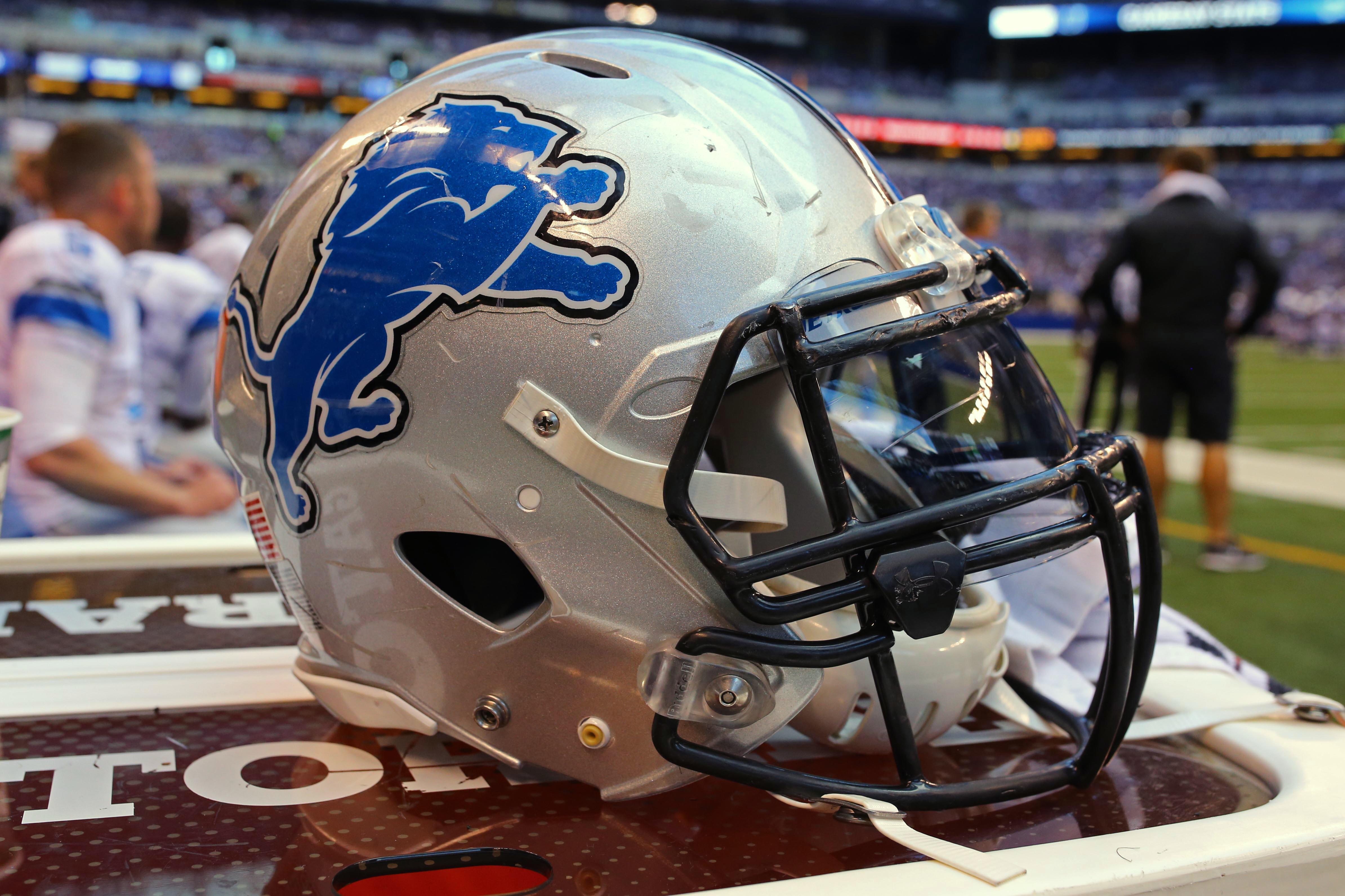 NFL: Detroit Lions at Indianapolis Colts