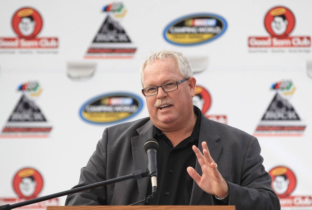 Wayne Auton will move from Camping World Truck Series director to Nationwide Series director in 2013.