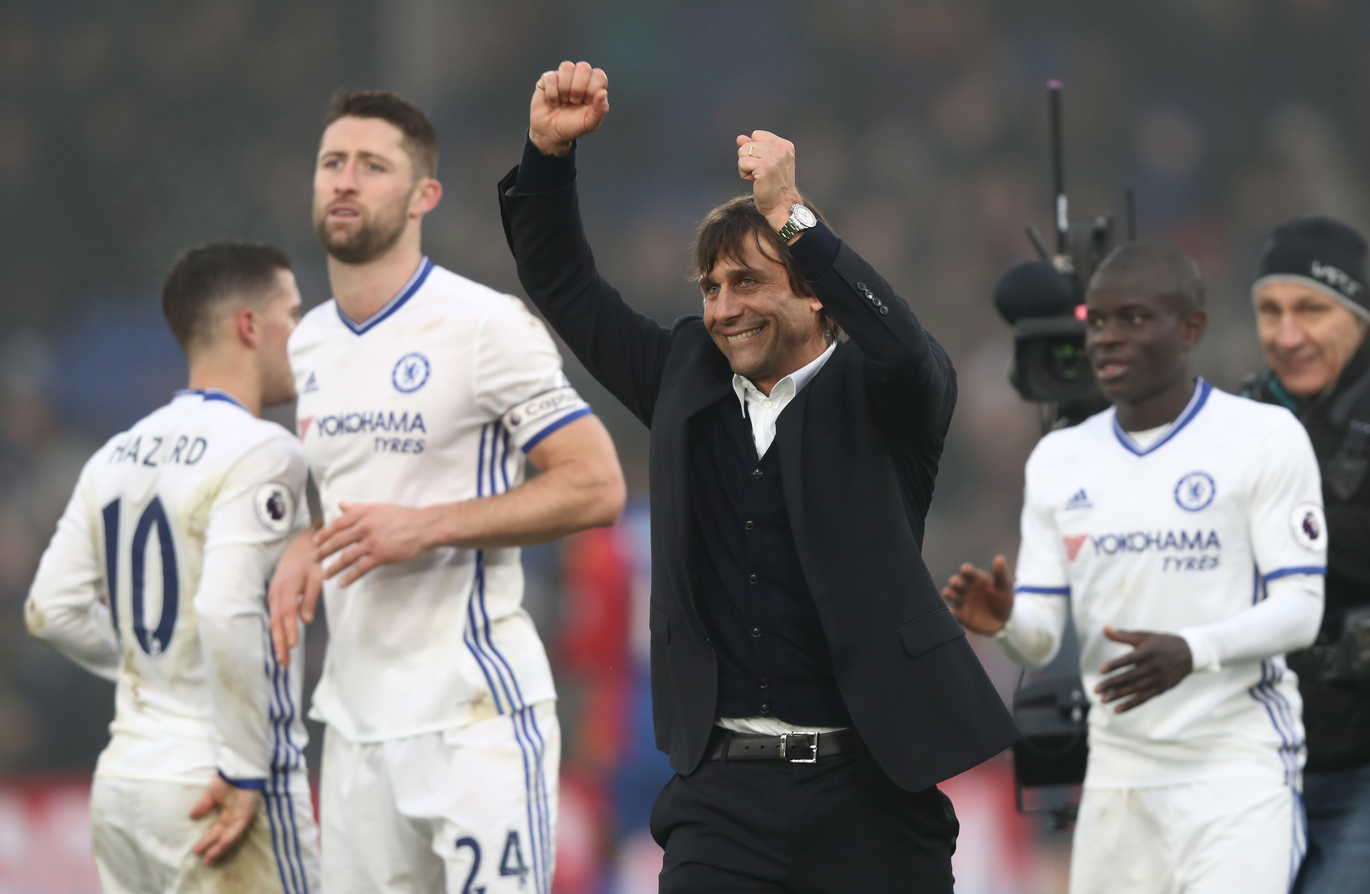 Conte reveals 'the real secret' behind Chelsea's winning streak