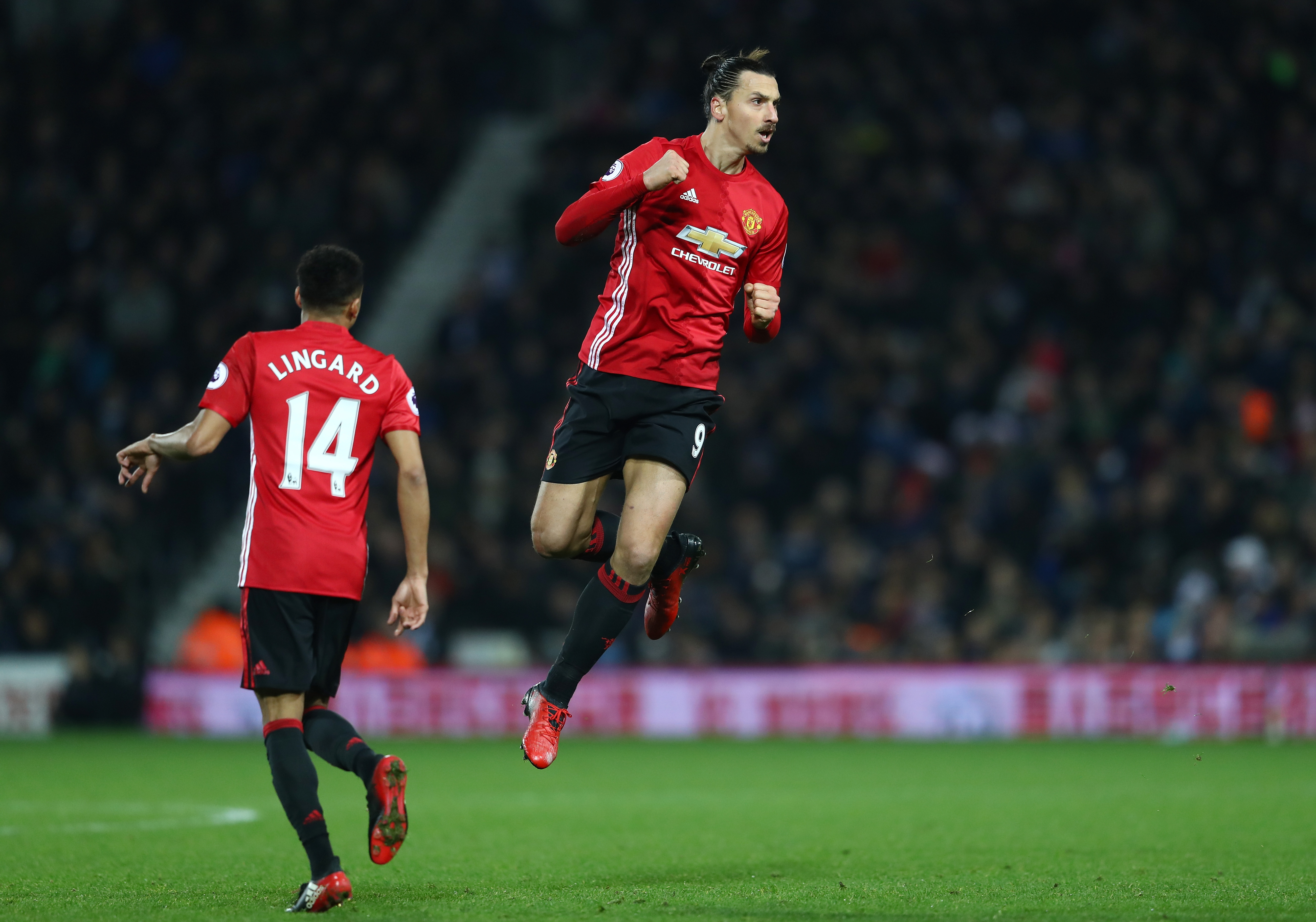 Premier League scores, Week 17: Zlatan Ibrahimovic's decline was greatly exaggerated