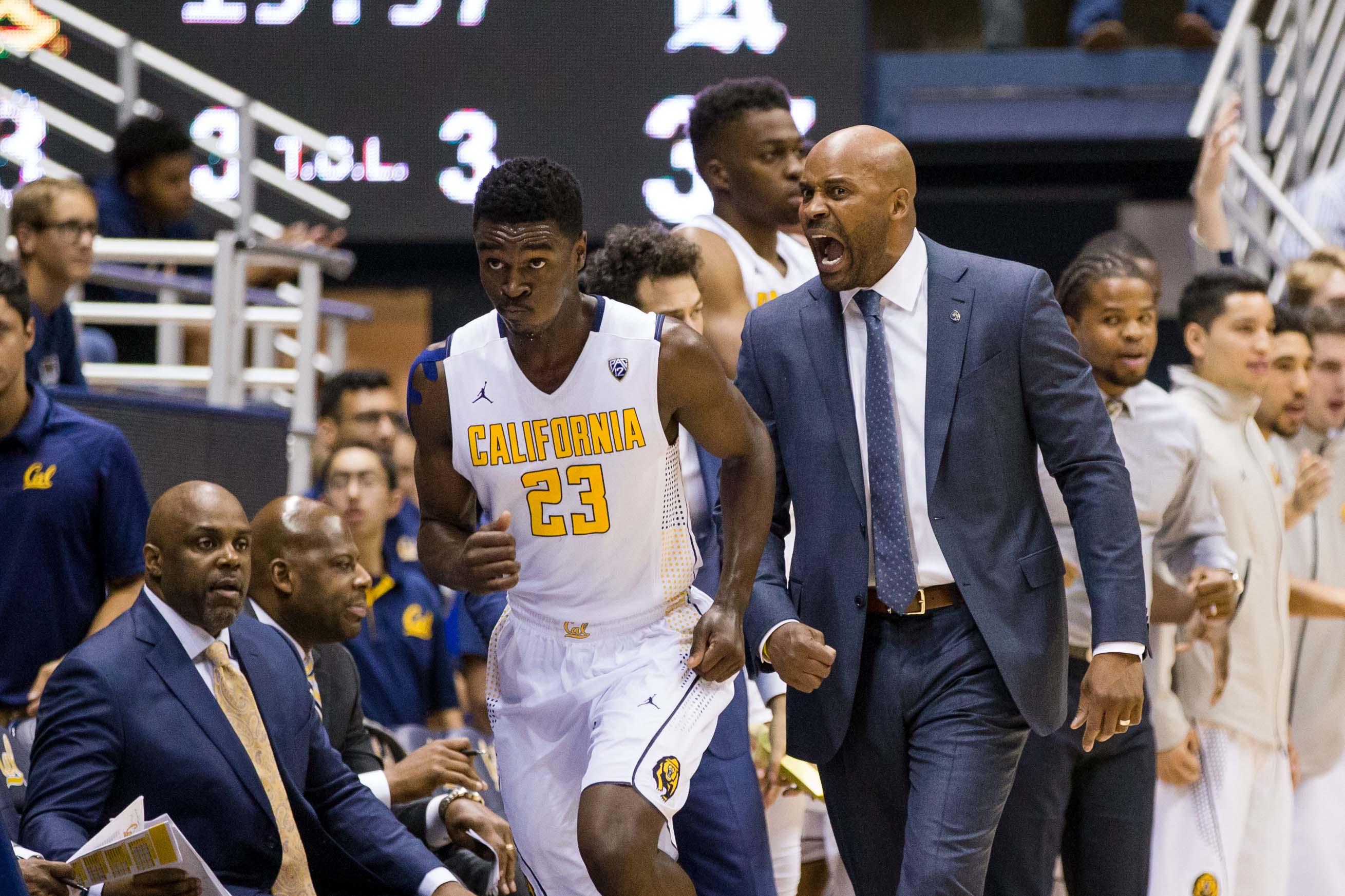 NCAA Basketball: Rice at California