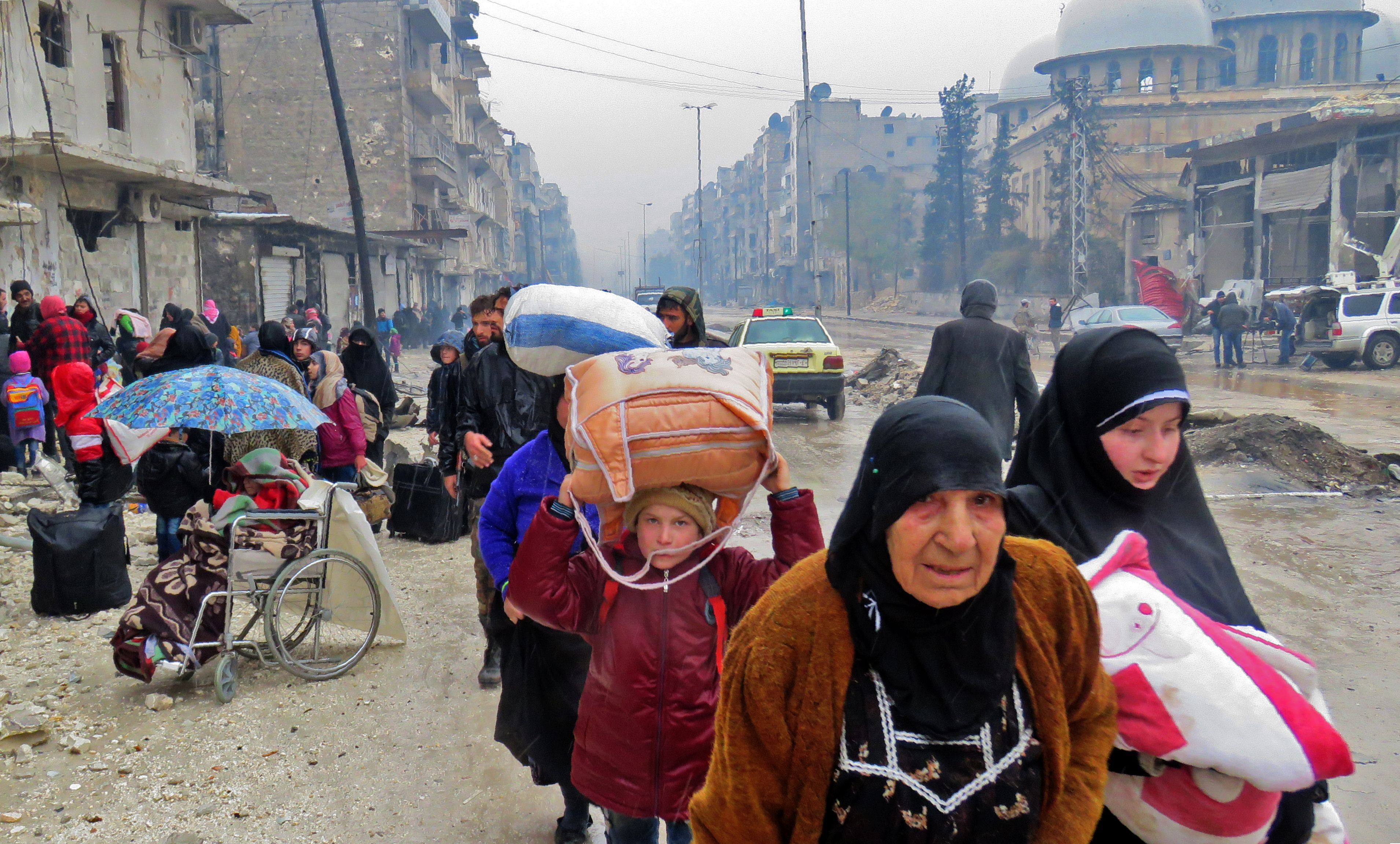 How people outside Syria can think about helping Syrians