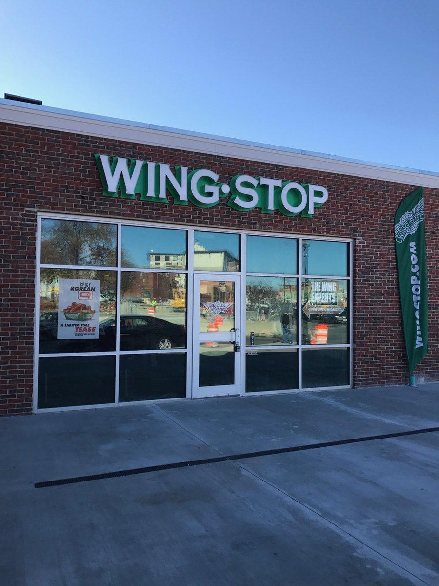 Wingstop's new East Boston restaurant