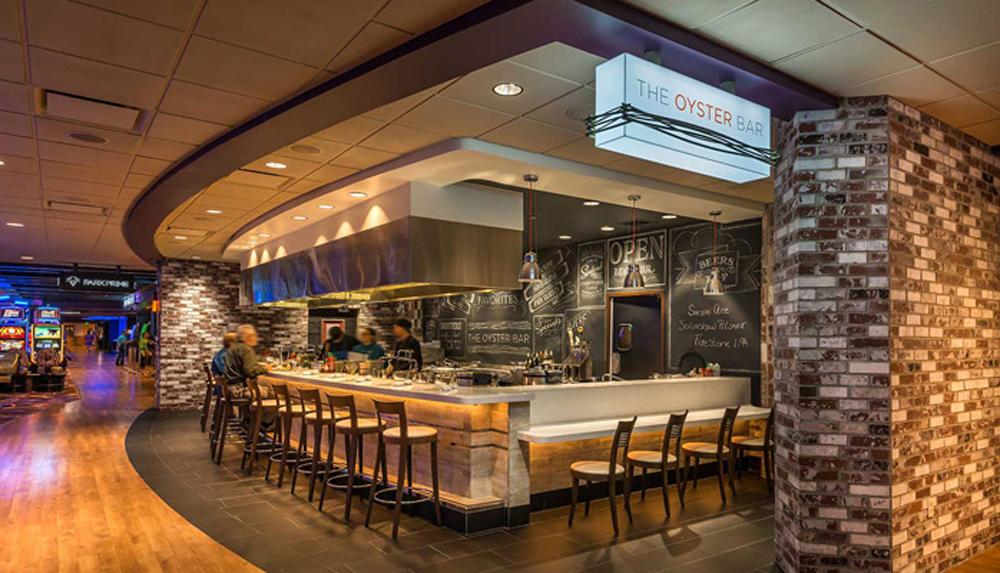 The Oyster Bar at Hard Rock Hotel and Casino Lake Tahoe
