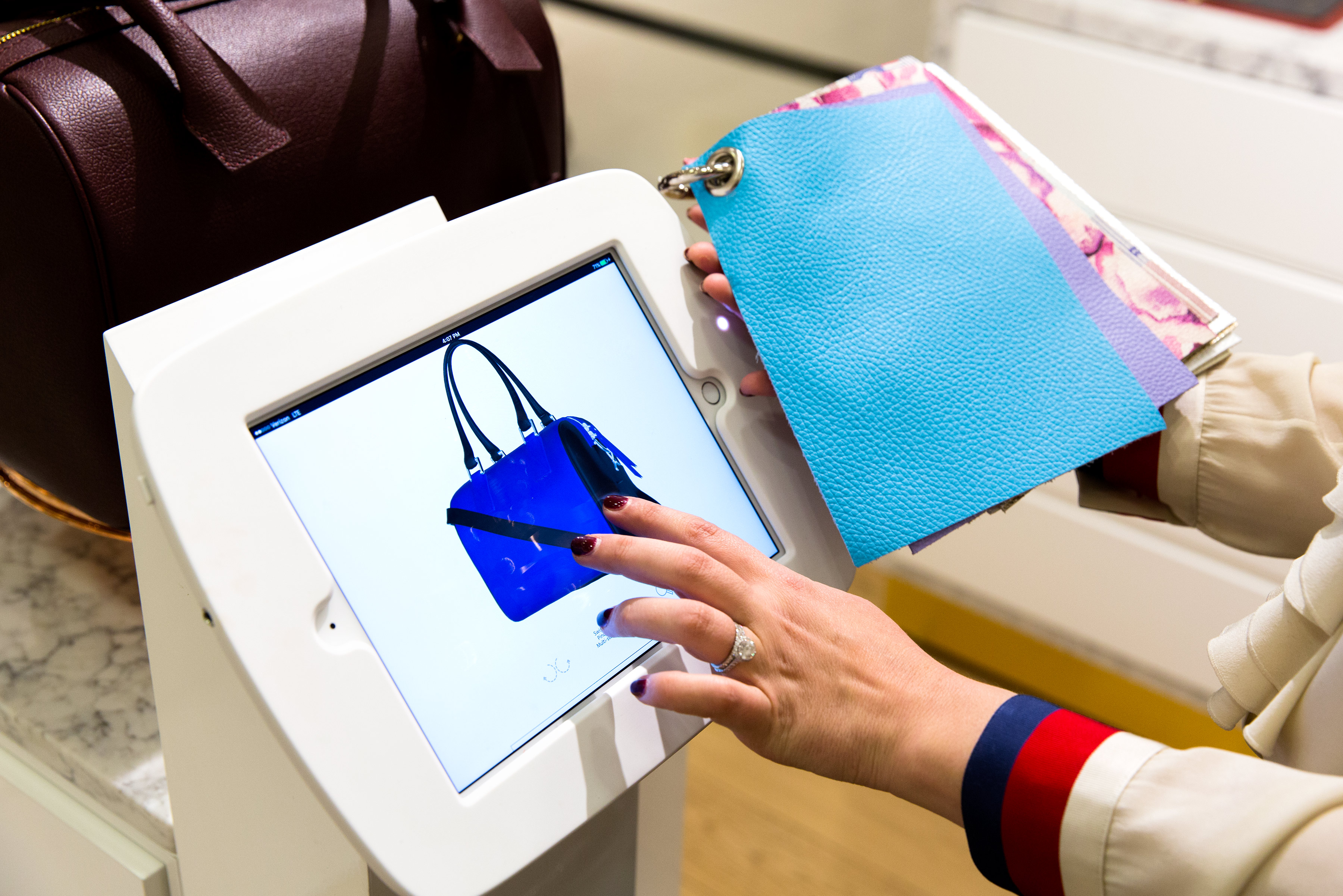 The Build-a-Bear of Handbags