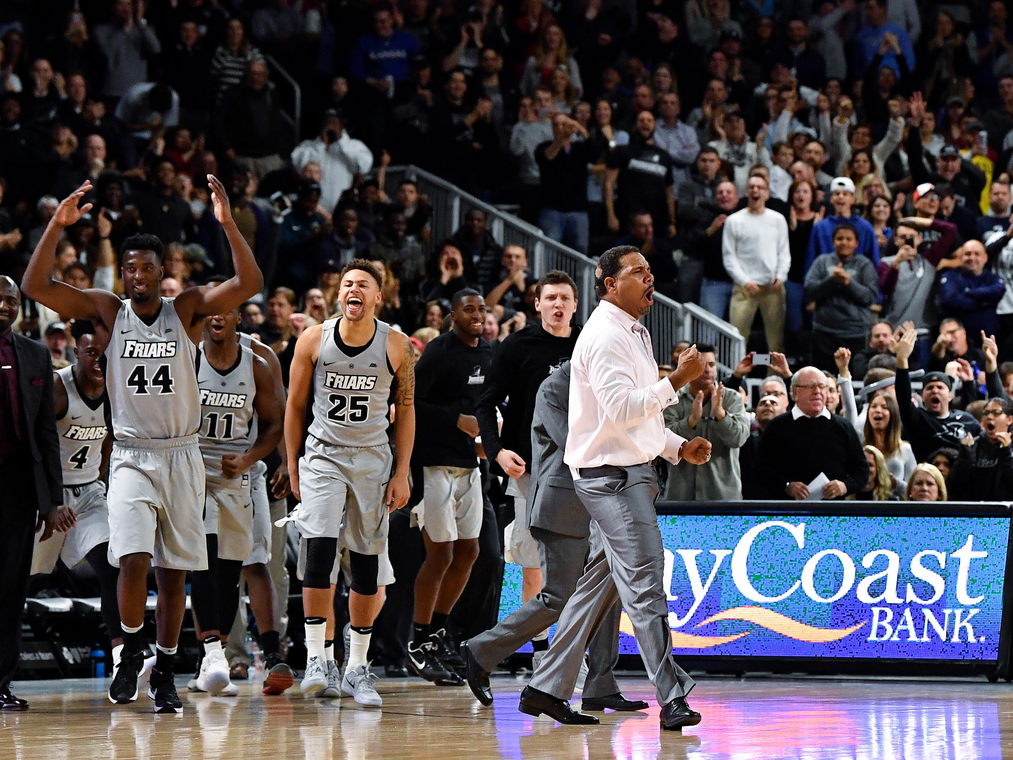 NCAA Basketball: Rhode Island at Providence