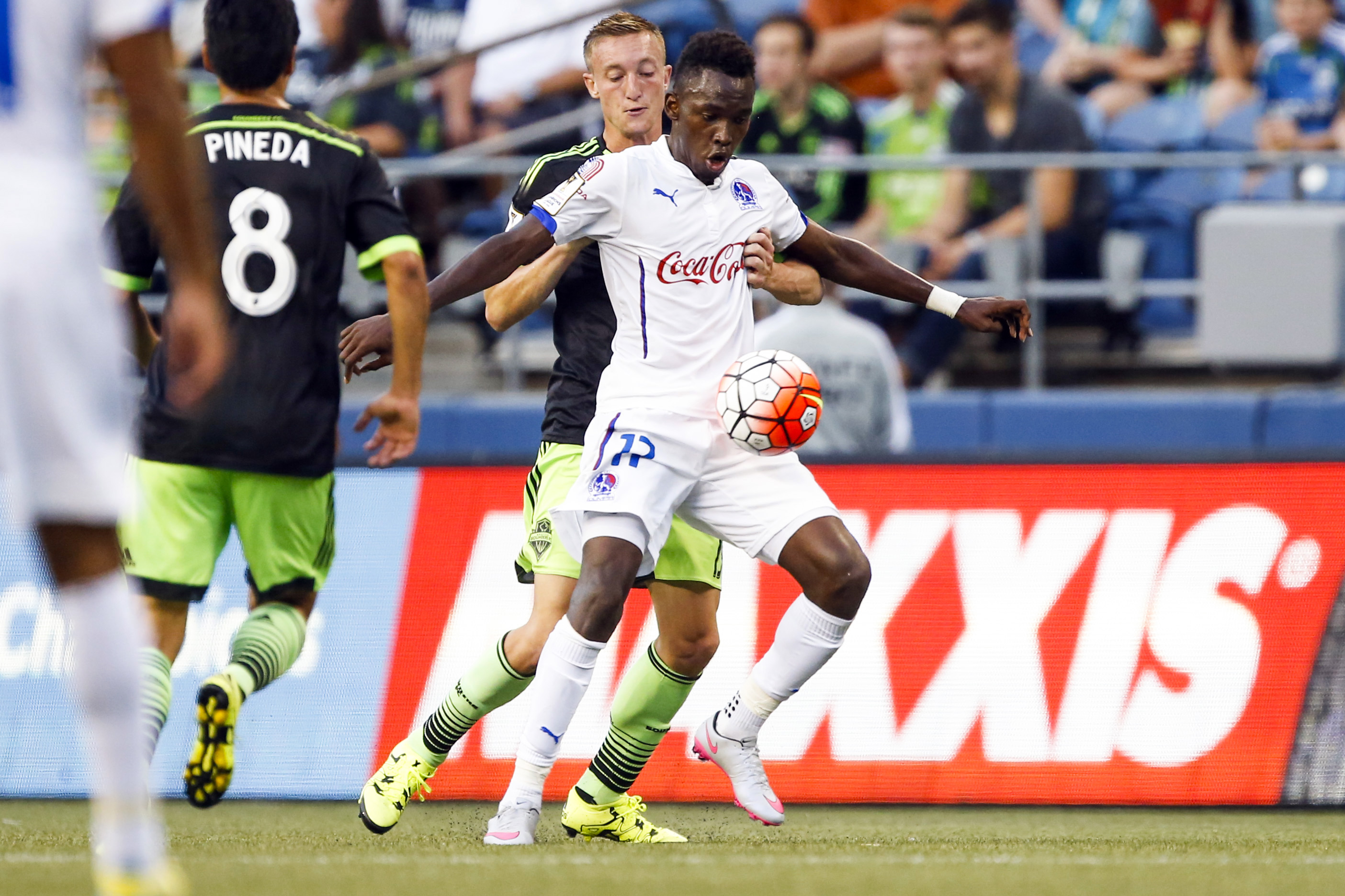 Soccer: CONCACAF Champions League-CD Olimpia at Seattle Sounders FC