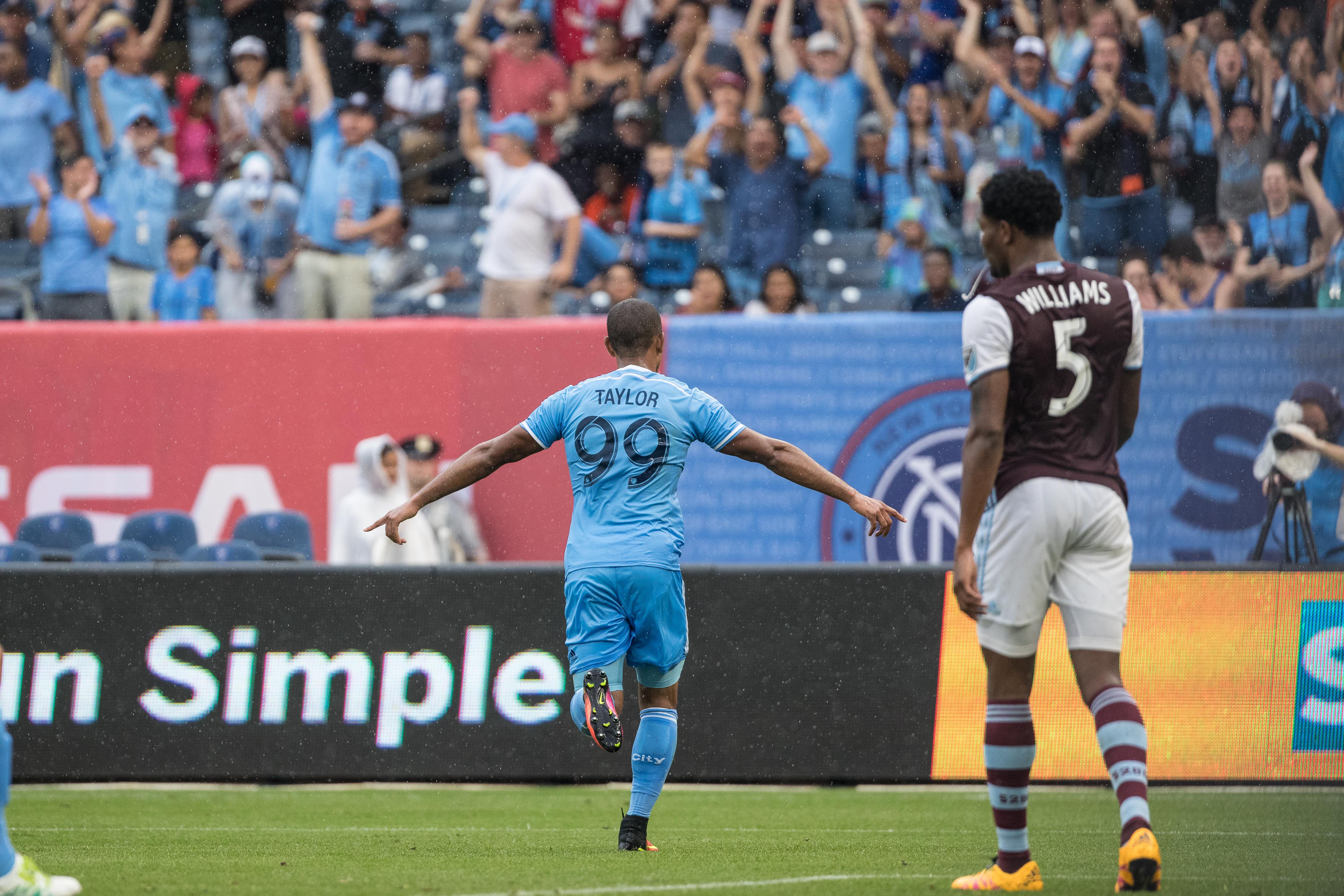 MLS: Colorado Rapids at New York City FC