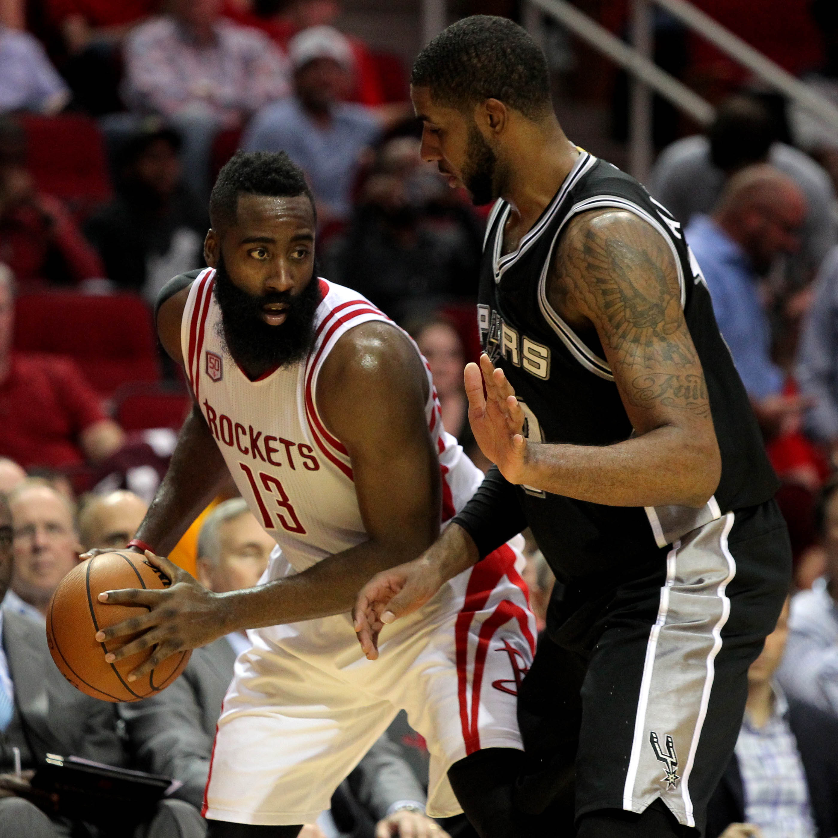Houston Rockets Depth Chart: Pounding The Rock