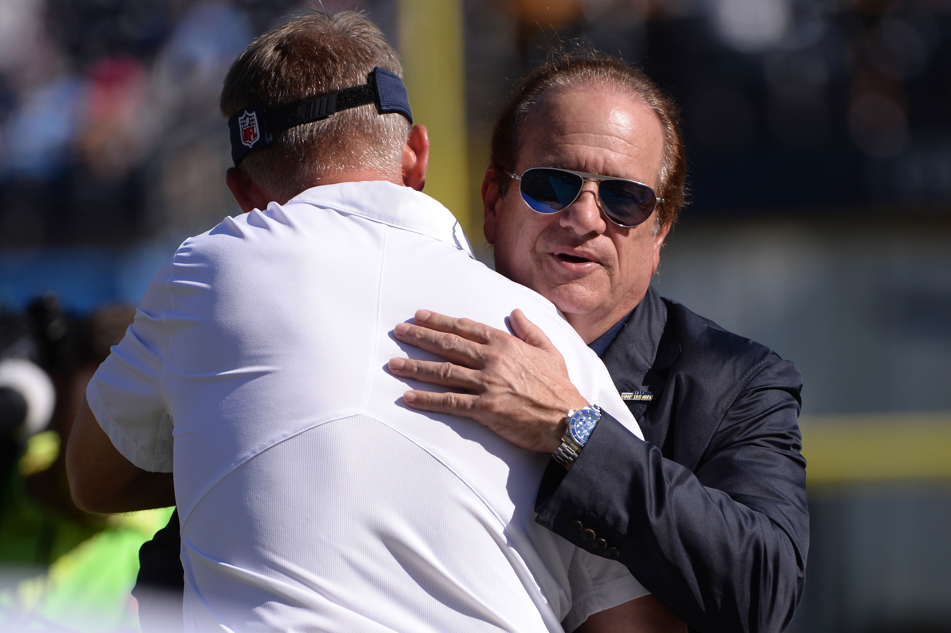 NFL: Tennessee Titans at San Diego Chargers