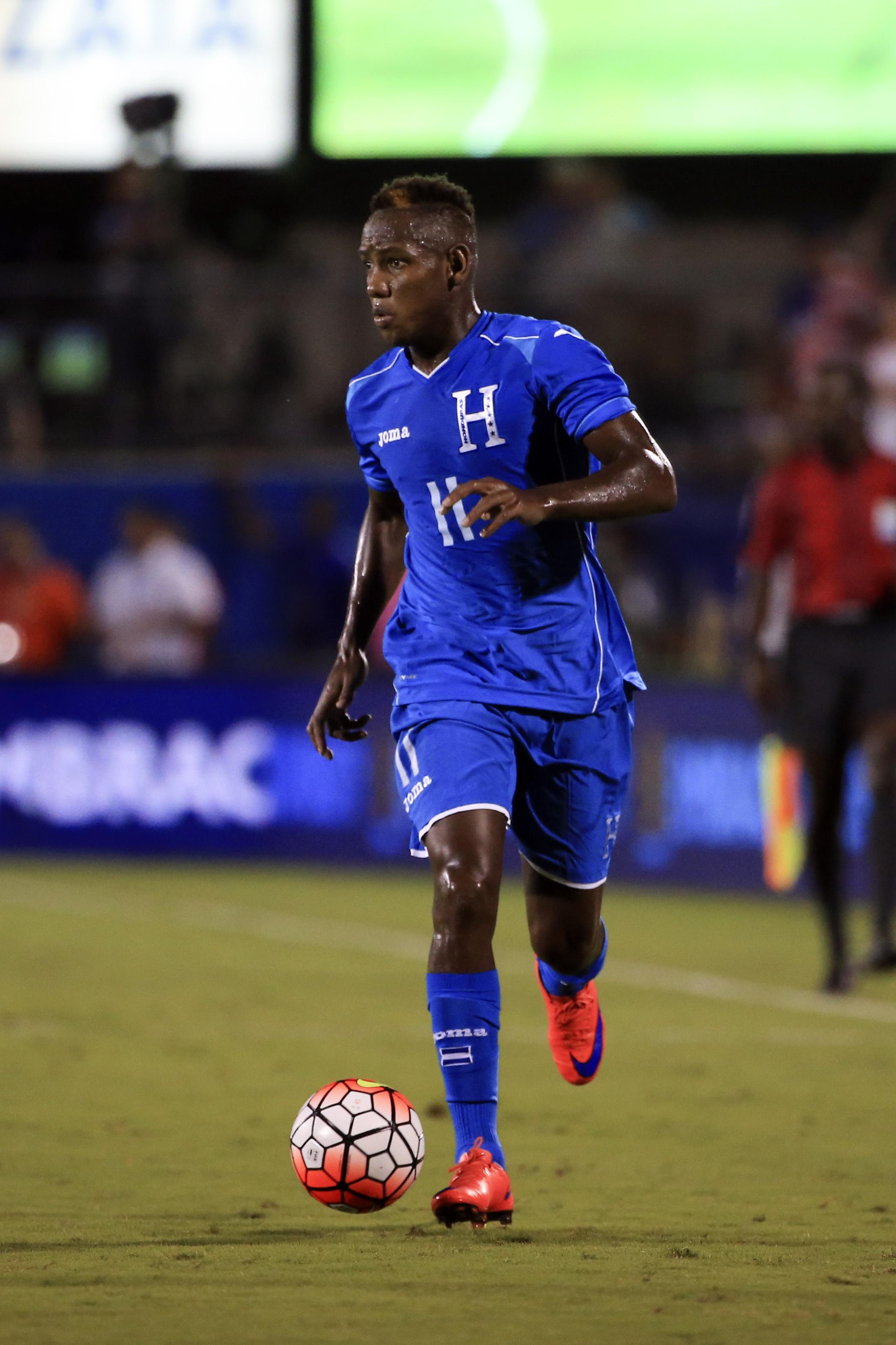Soccer: Gold Cup-USA vs Honduras