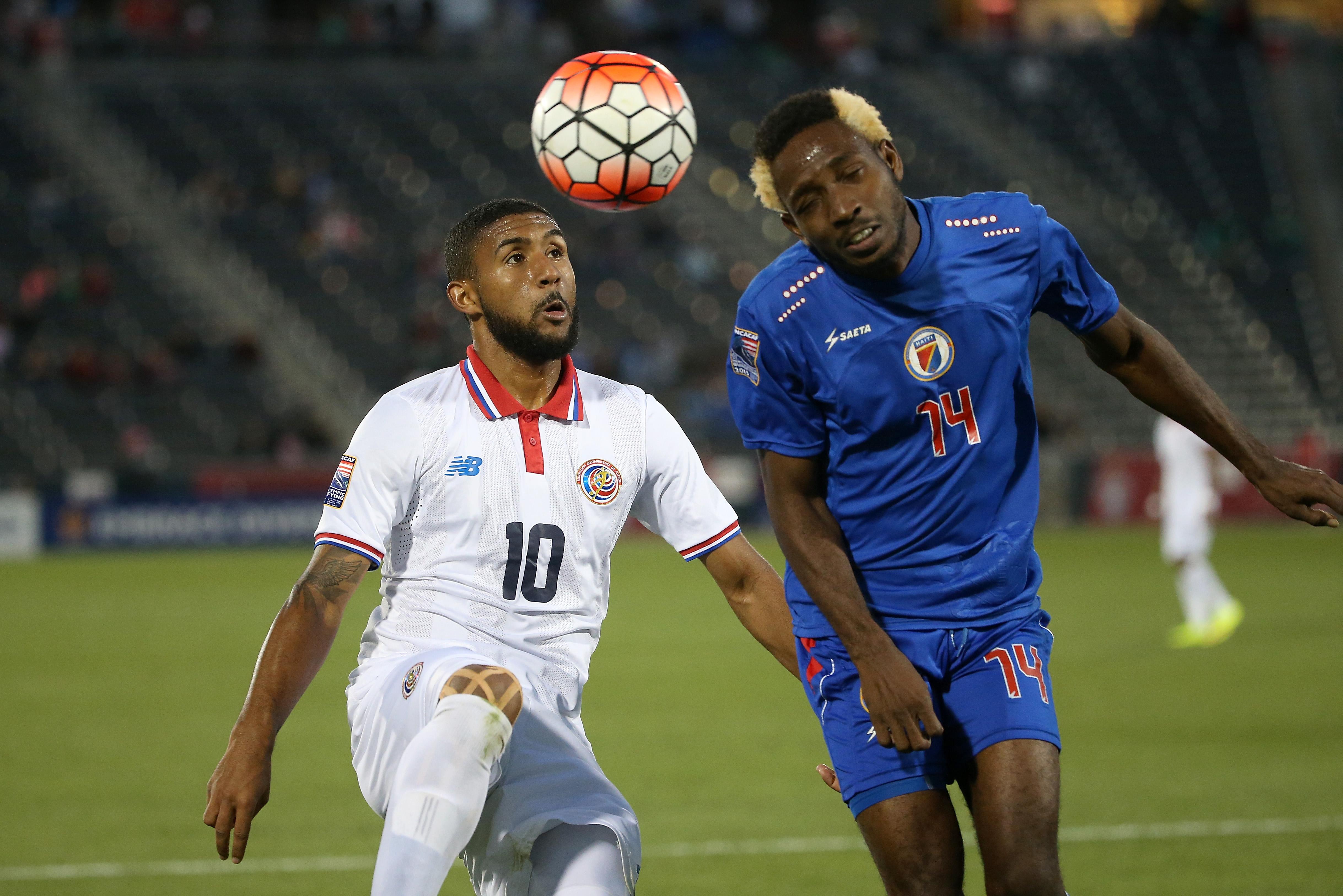 Costa Rica v Haiti: Group B - 2015 CONCACAF Olympic Qualifying