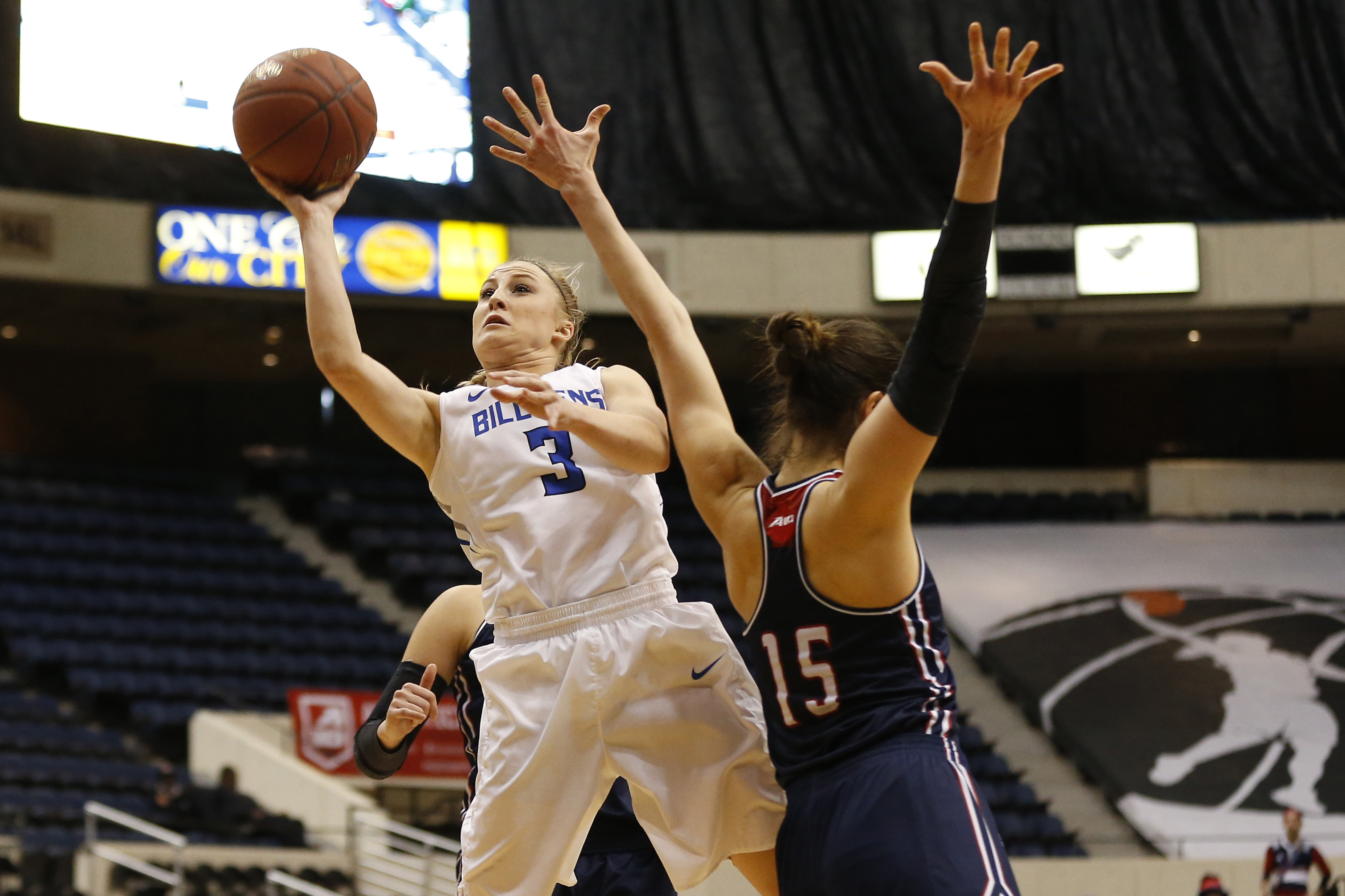 NCAA Womens Basketball: Atlantic 10 Conference Tournament-Duquesne vs Saint Louis