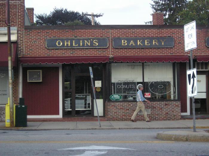 Ohlin's Bakery