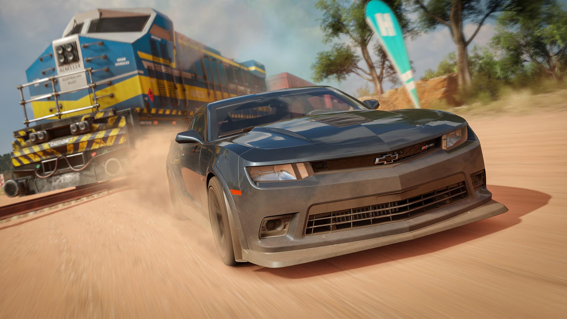 An image from <em>Forza Horizon 3</em>.