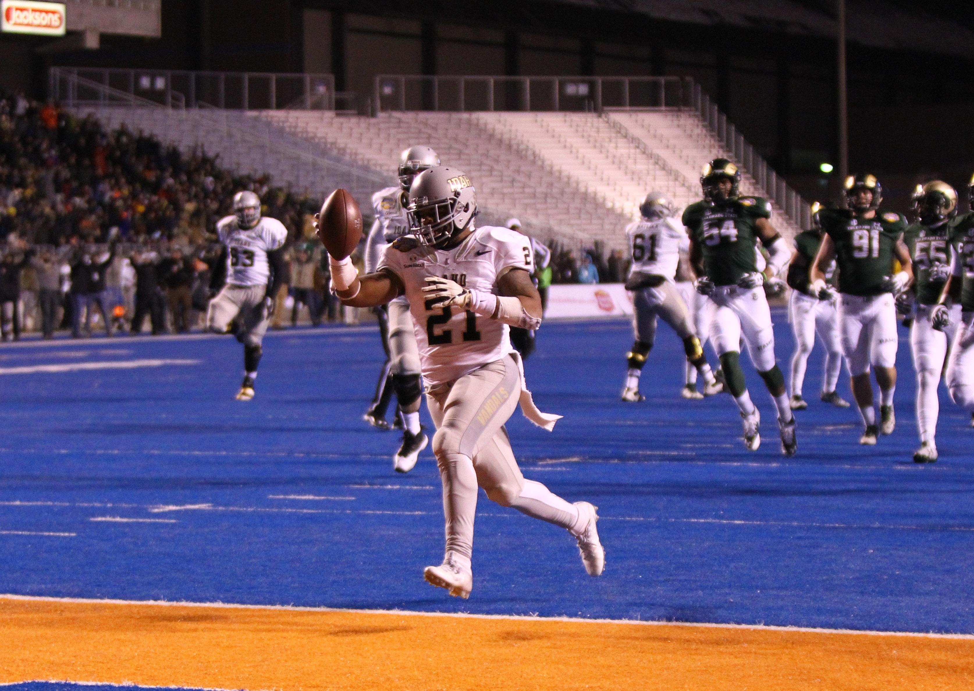 NCAA Football: Idaho Potato Bowl-Idaho vs Colorado State
