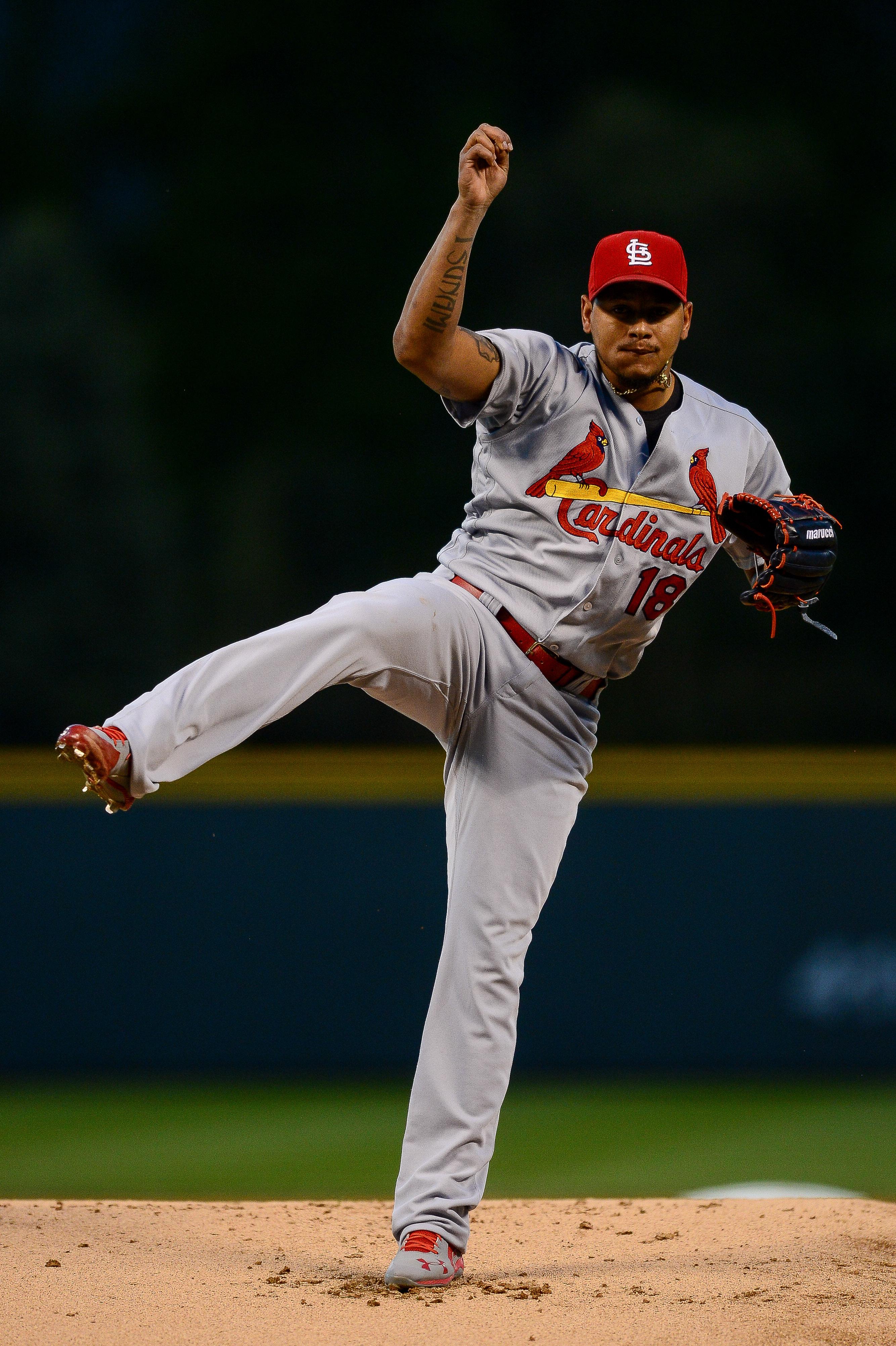 St. Louis Cardinals v Colorado Rockies