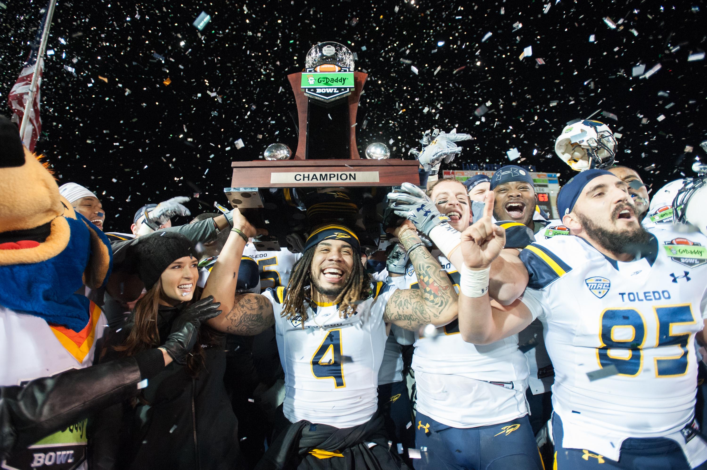 GoDaddy Bowl - Toledo v Arkansas State